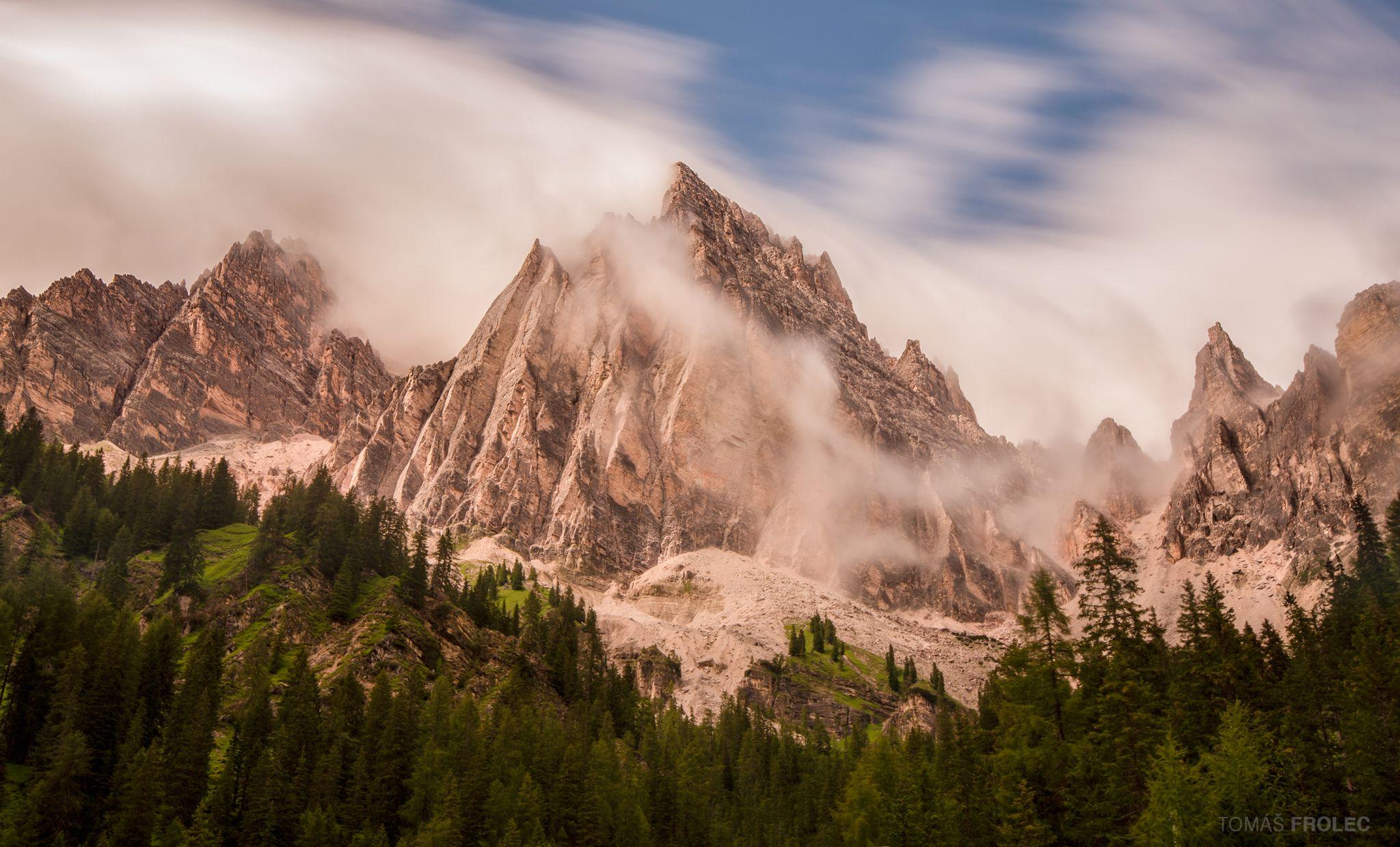 Monte Cristalo, Italy
