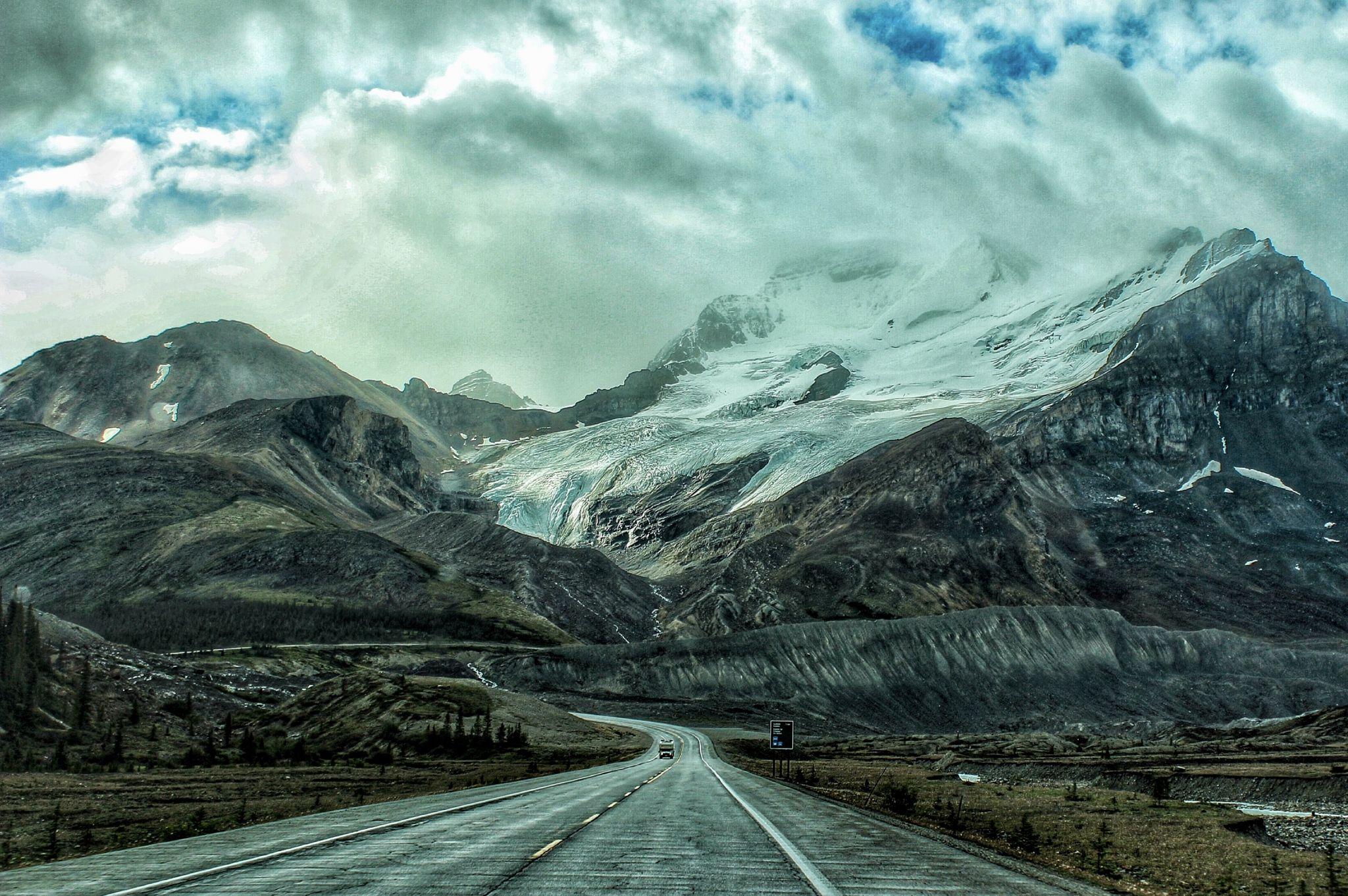 Mt. Athabasca, Canada