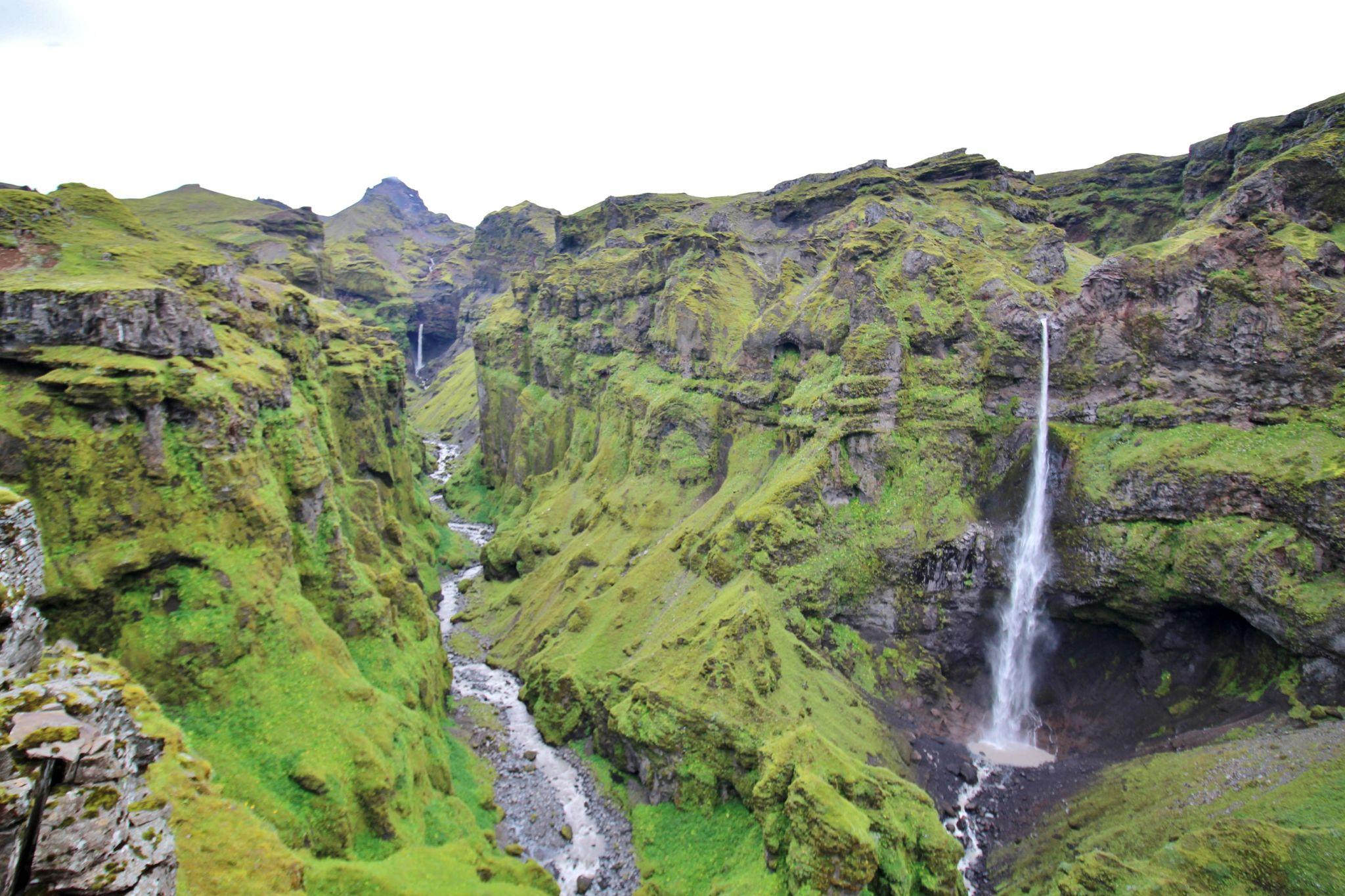 Múlagljúruf Canyon, Iceland