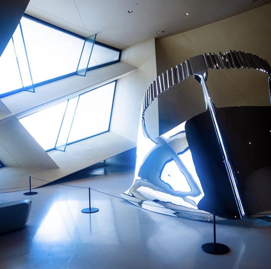 National museum of Qatar, Qatar
