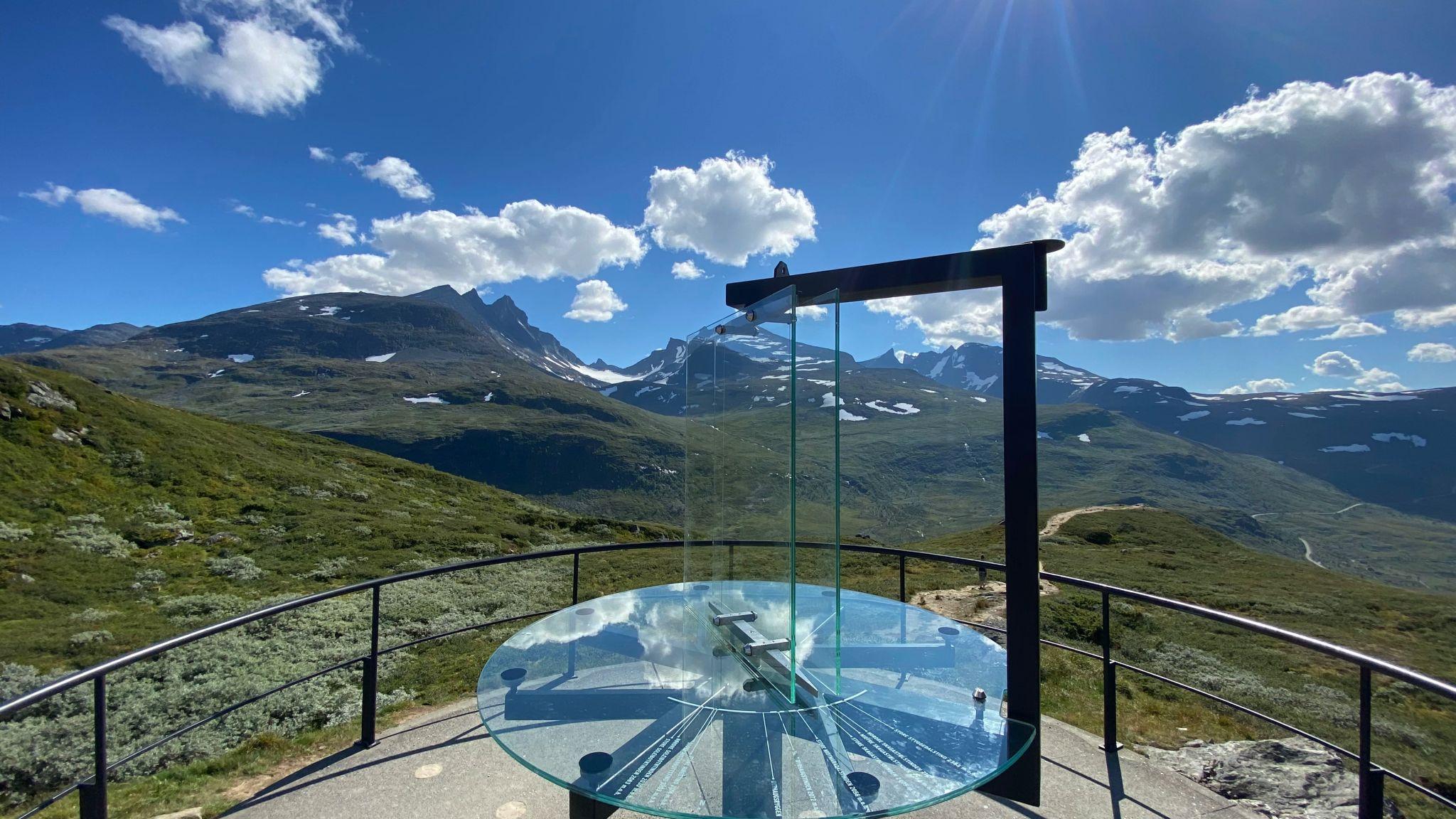 Nedre Oscarshaug, Norway