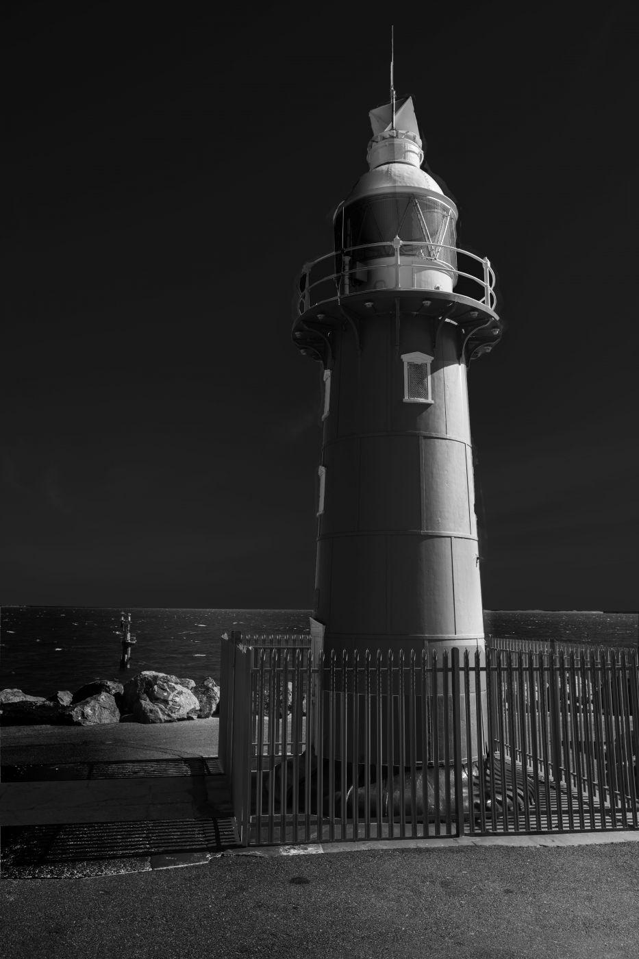 North Mole Lighthouse Freemantle Western Australia, Australia