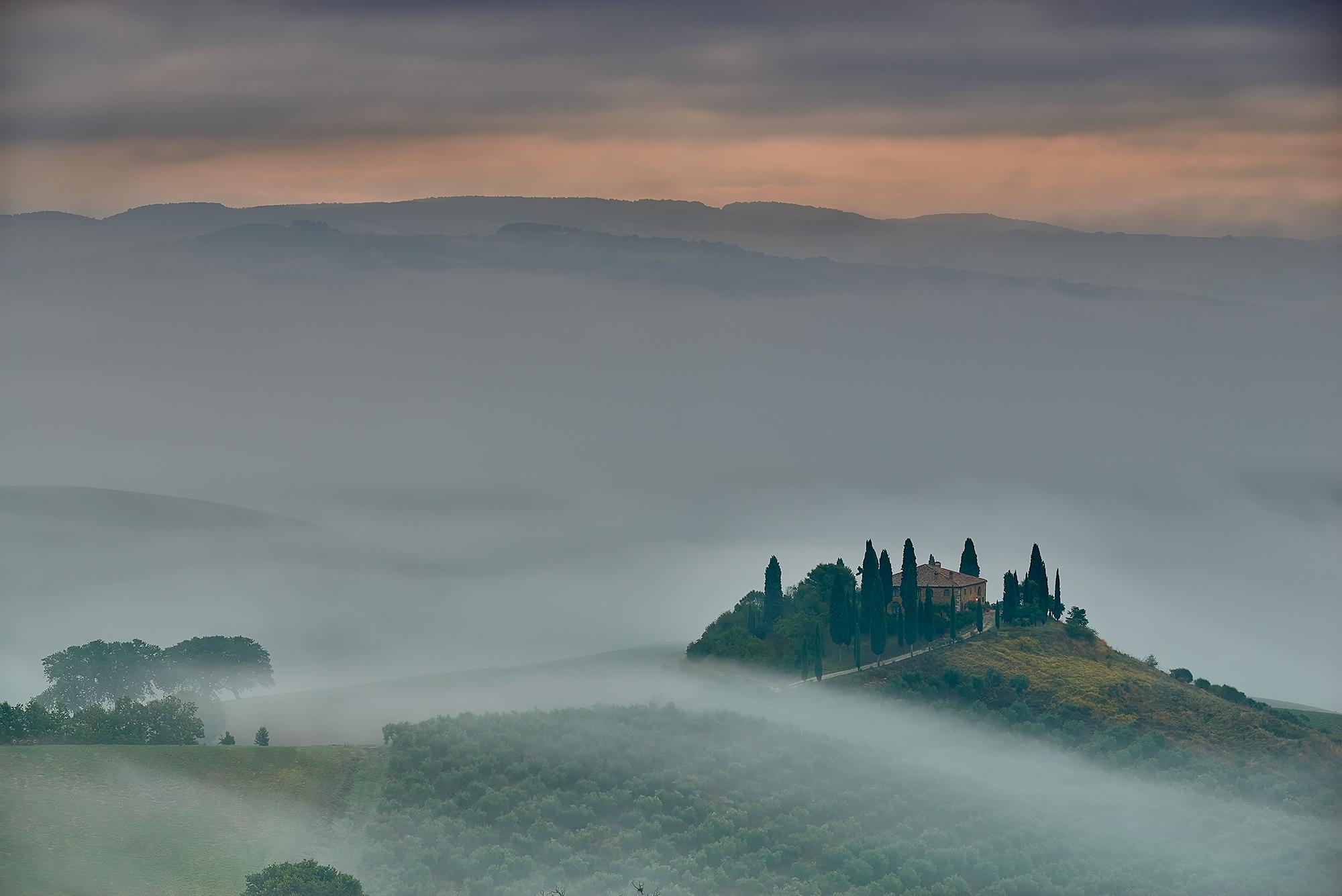 Podere Belvedere, Italy