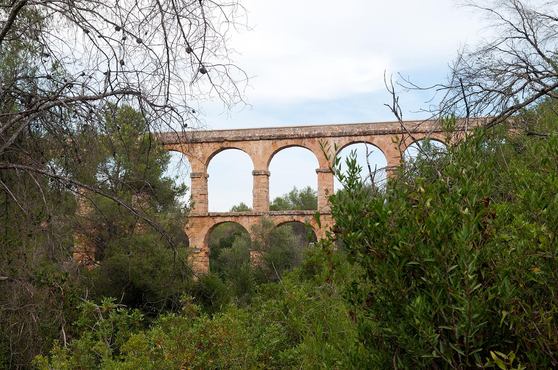 Pont del Diable, Spain
