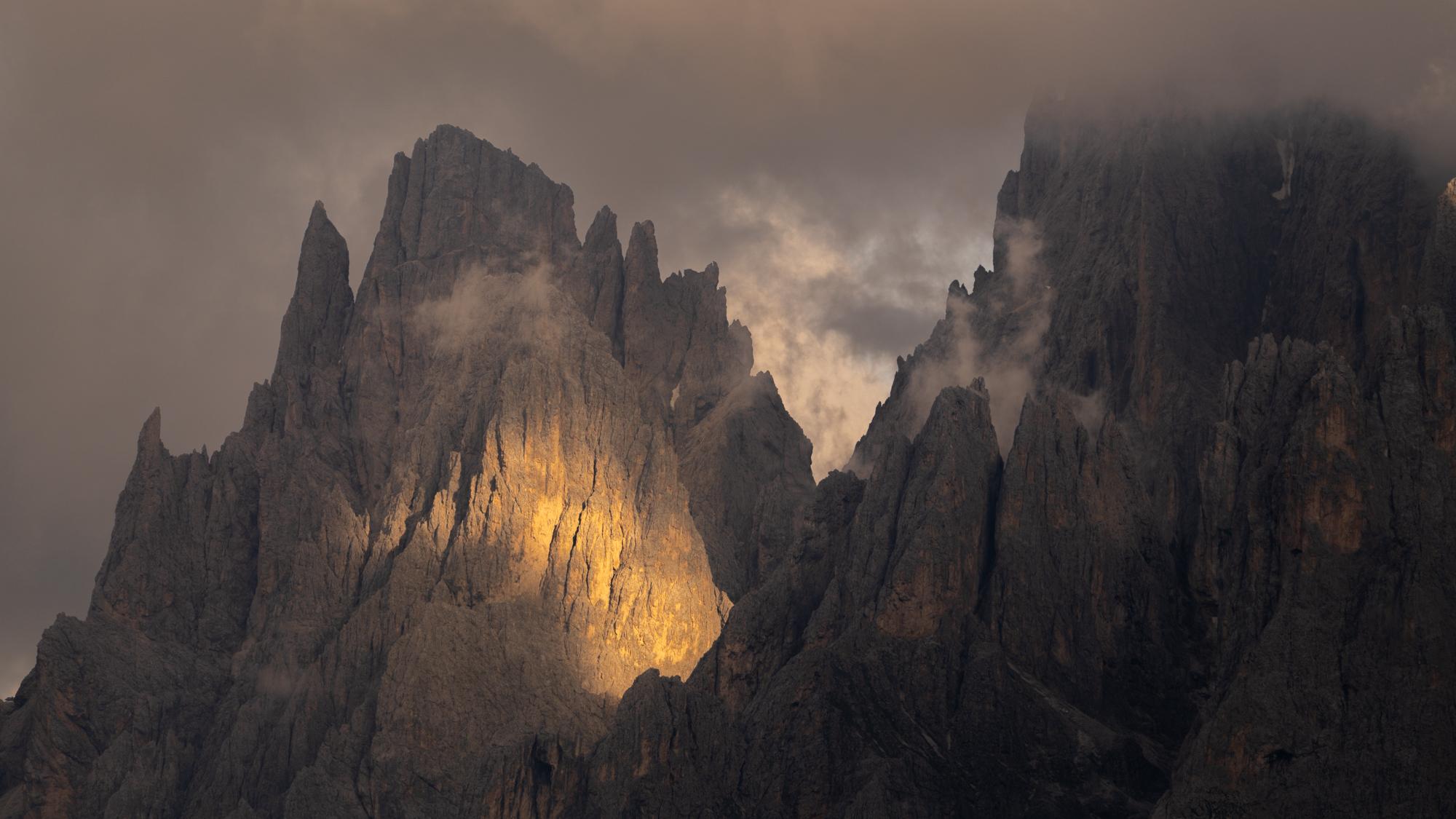 Punta Grohmann, Italy