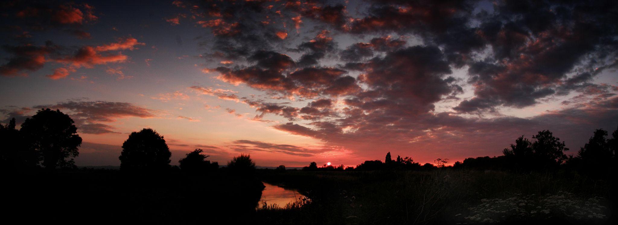 River Parrett, United Kingdom