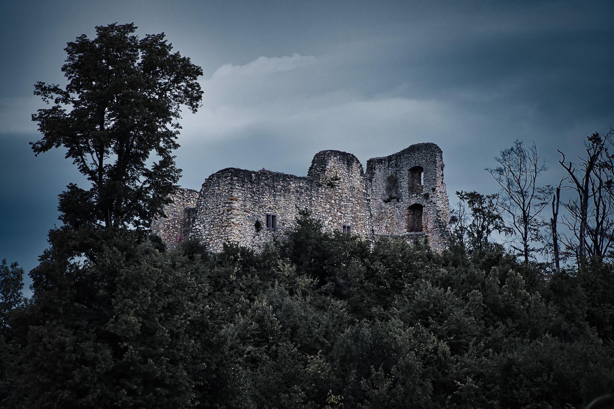 Ruine Schneeburg, Germany