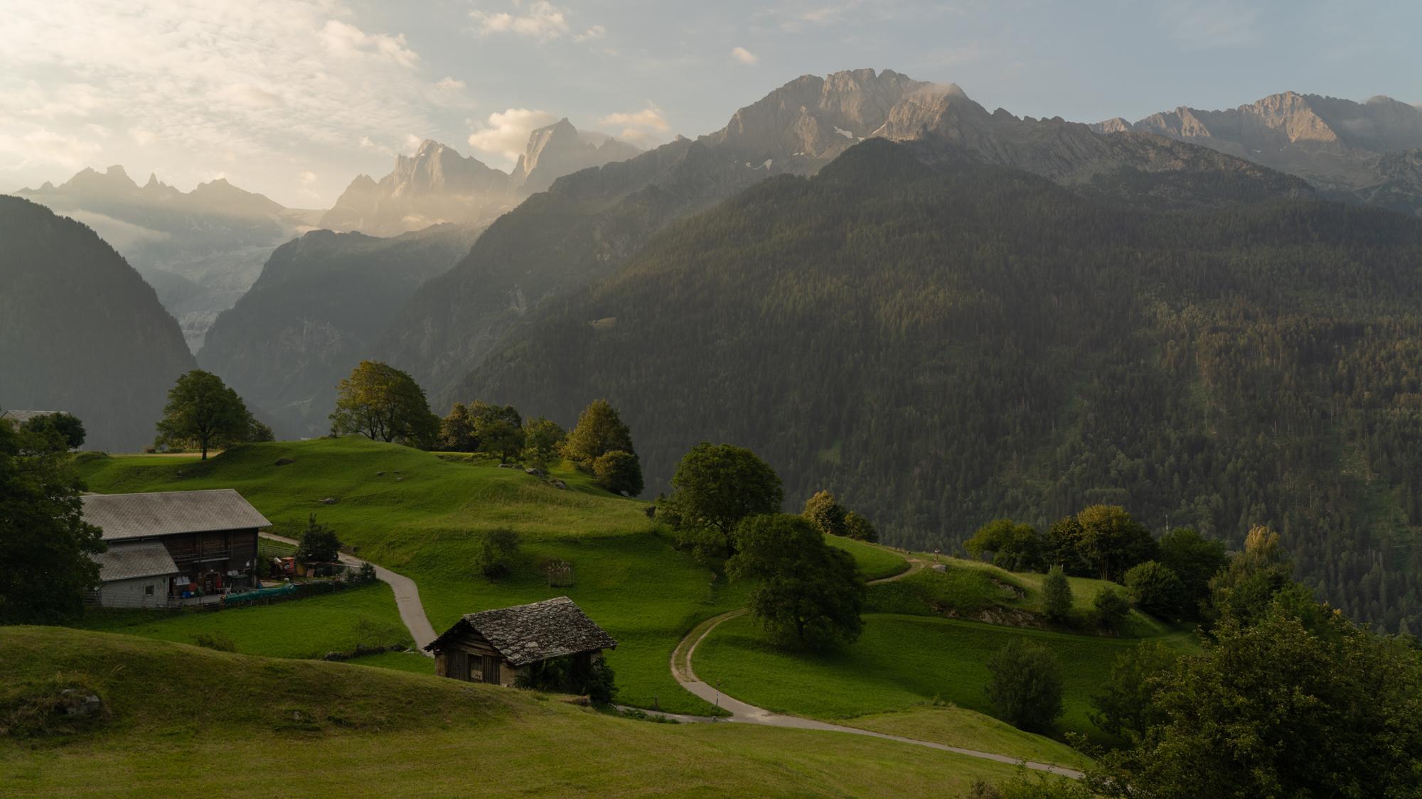 Soglio East, Switzerland