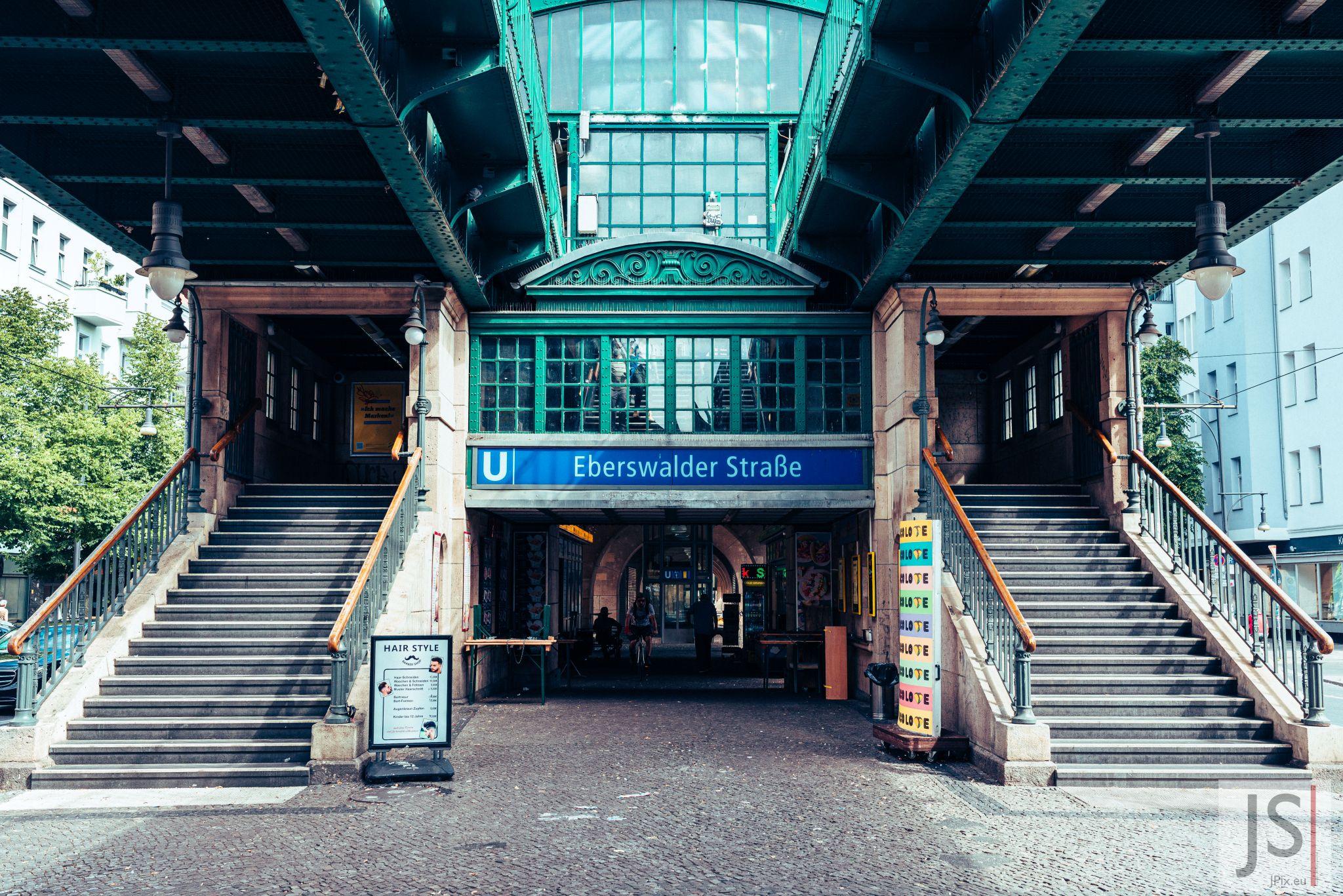 Station Eberswalder Straße, Germany
