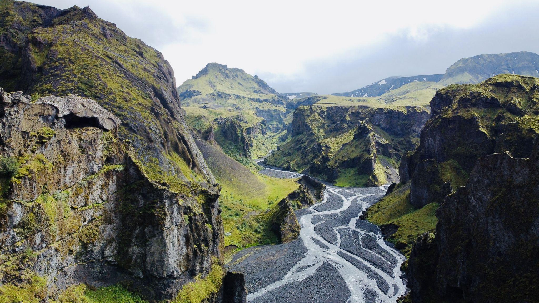 Þórsmörk, Iceland