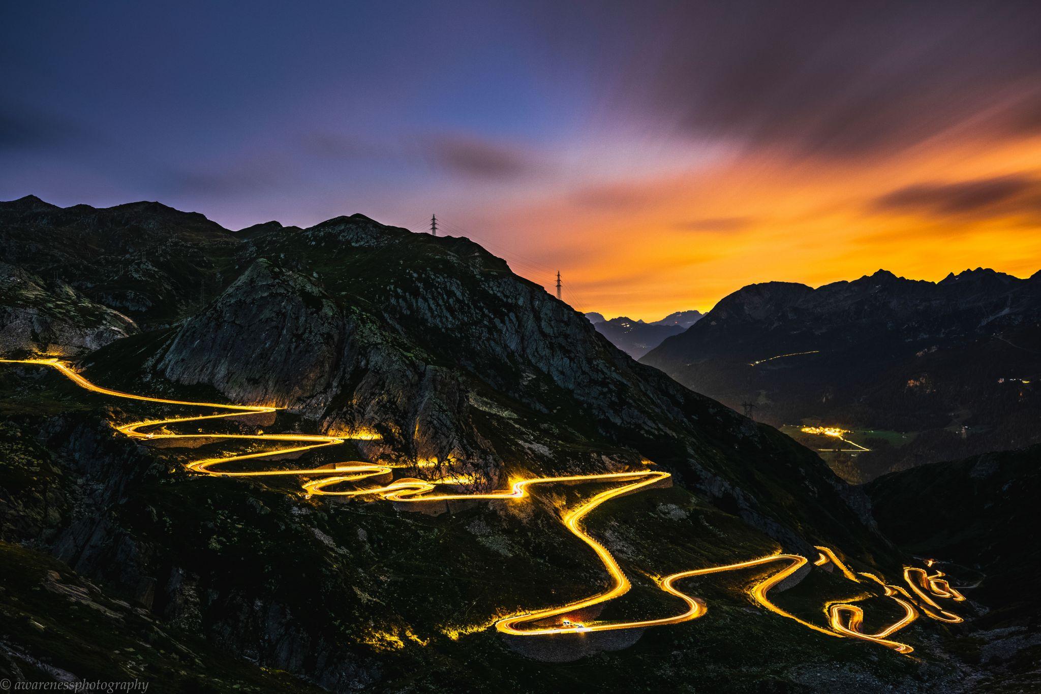 Tremola, Switzerland
