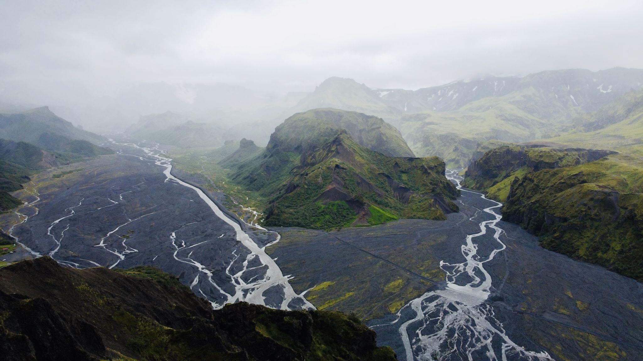 Valahnúkur viewpoint, Iceland