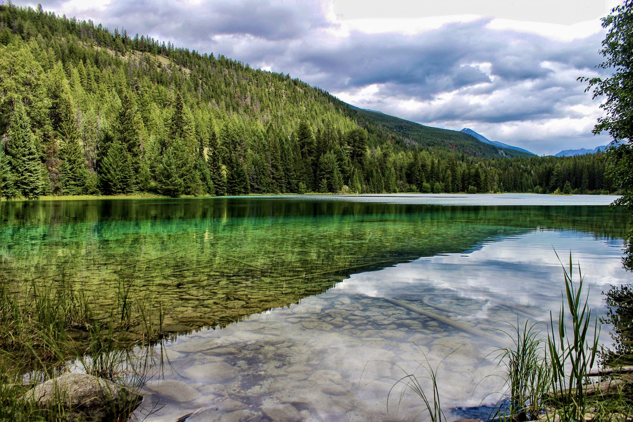 Valley of Five Lakes, Canada