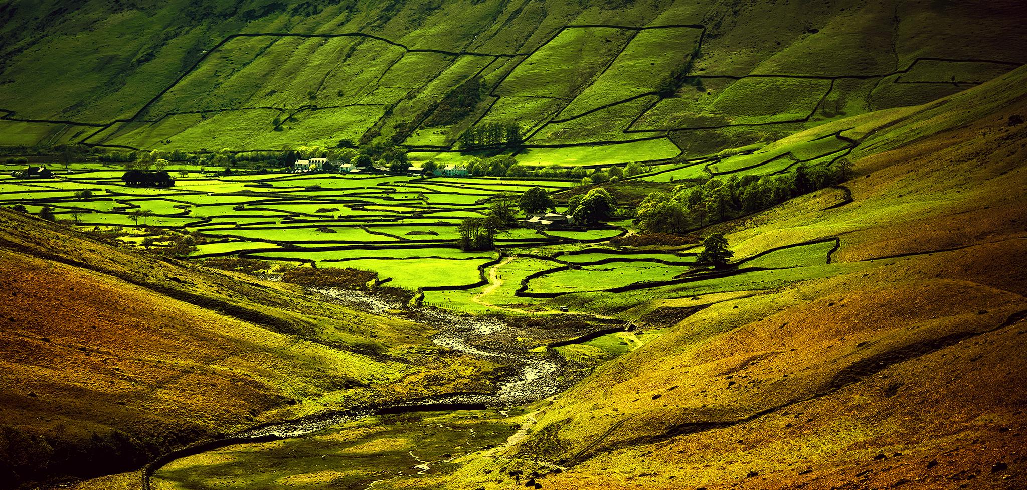 Wastwater Valley, United Kingdom