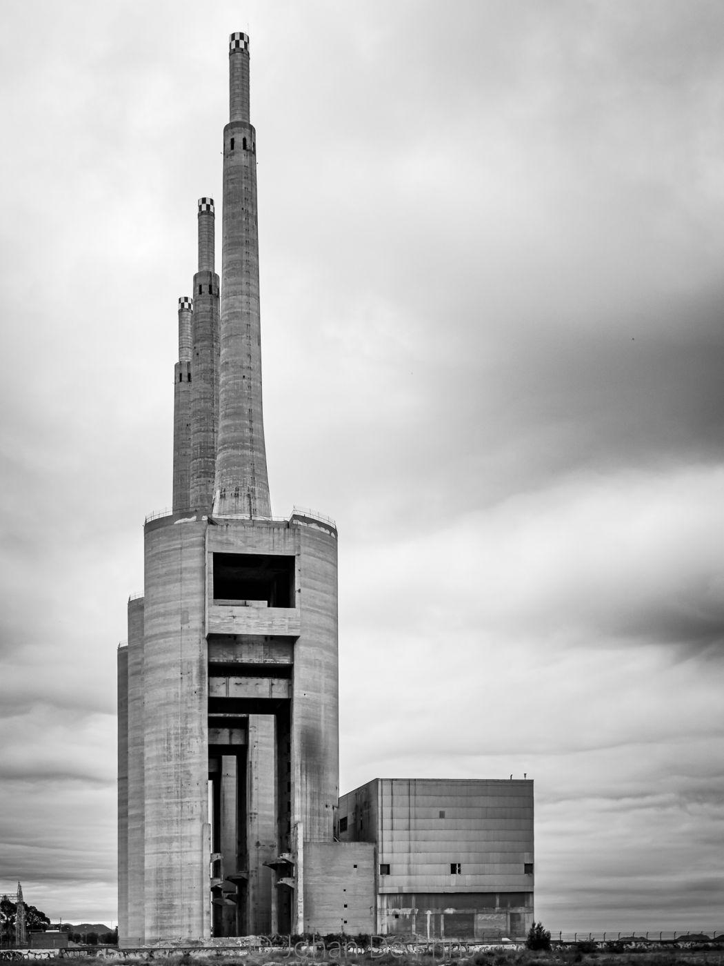 Badalona Power Plant, Spain
