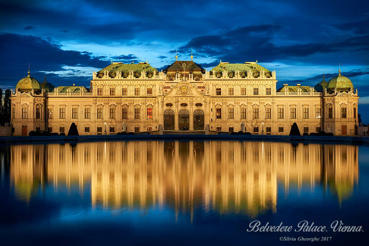 Belvedere Palace, Austria