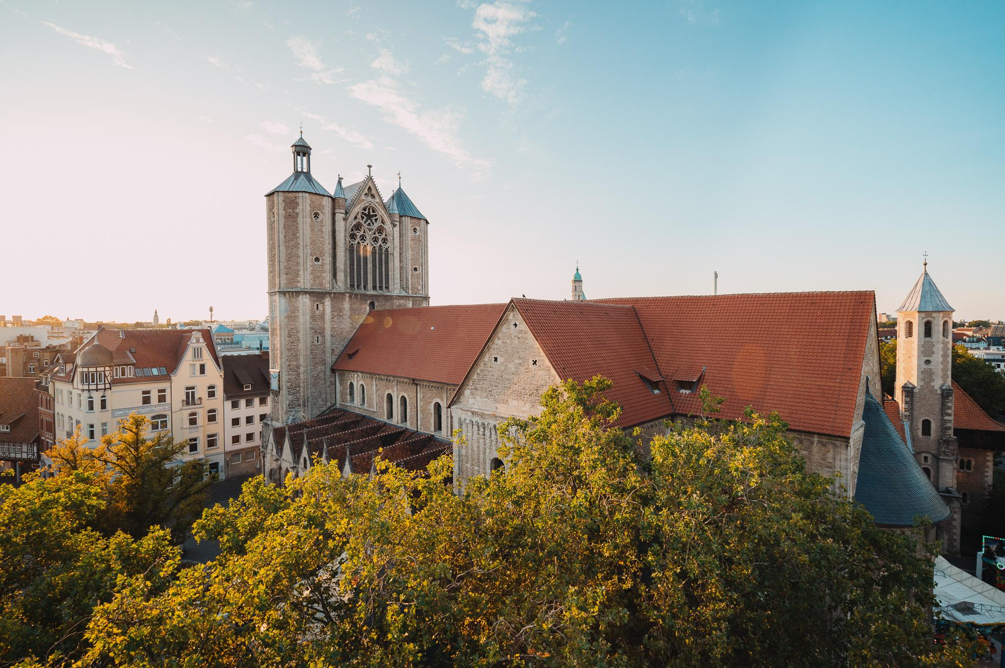 Braunschweiger Dom, Germany