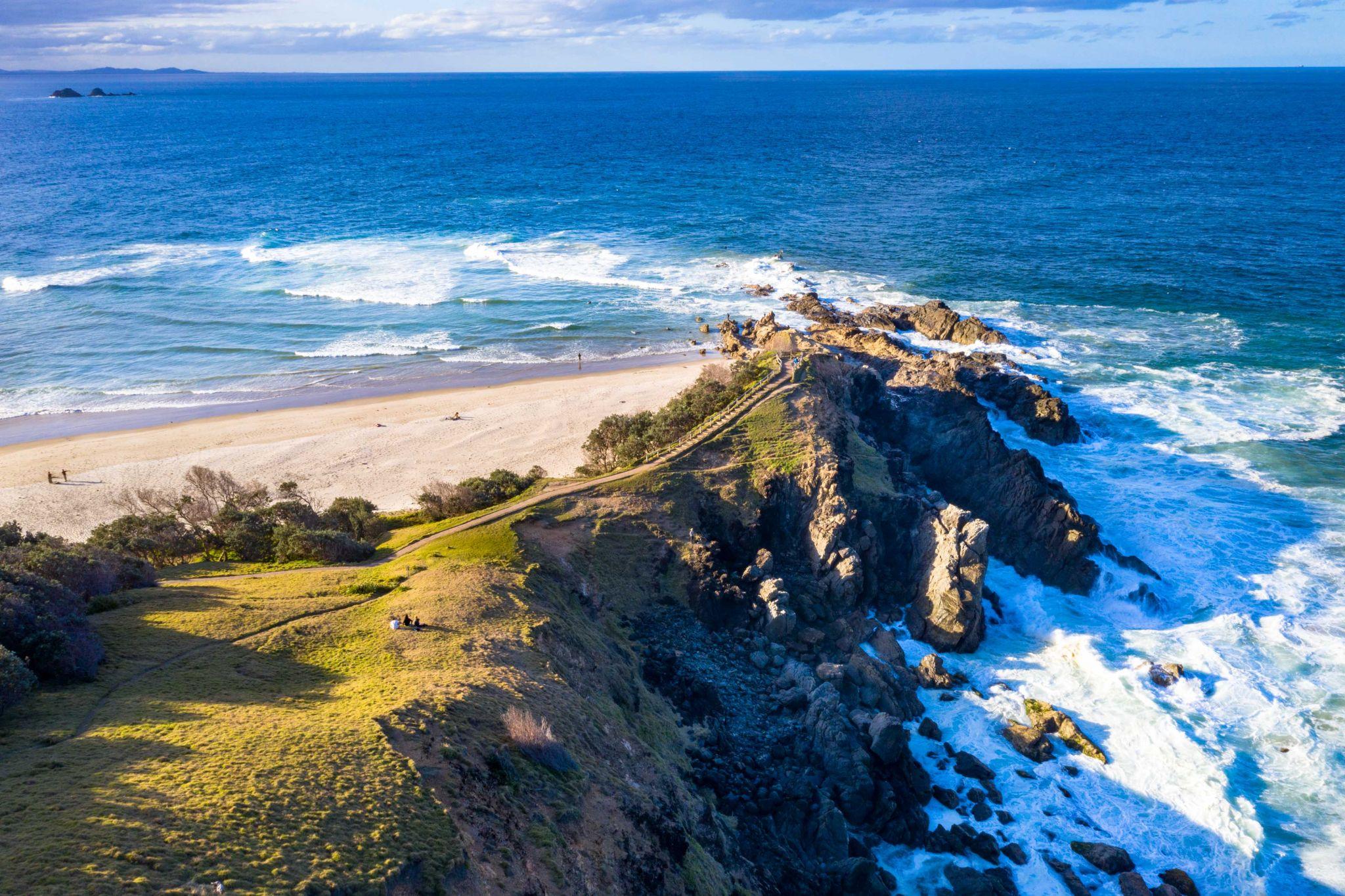 Cape Byron Headland Byron Bay New South Wales, Australia