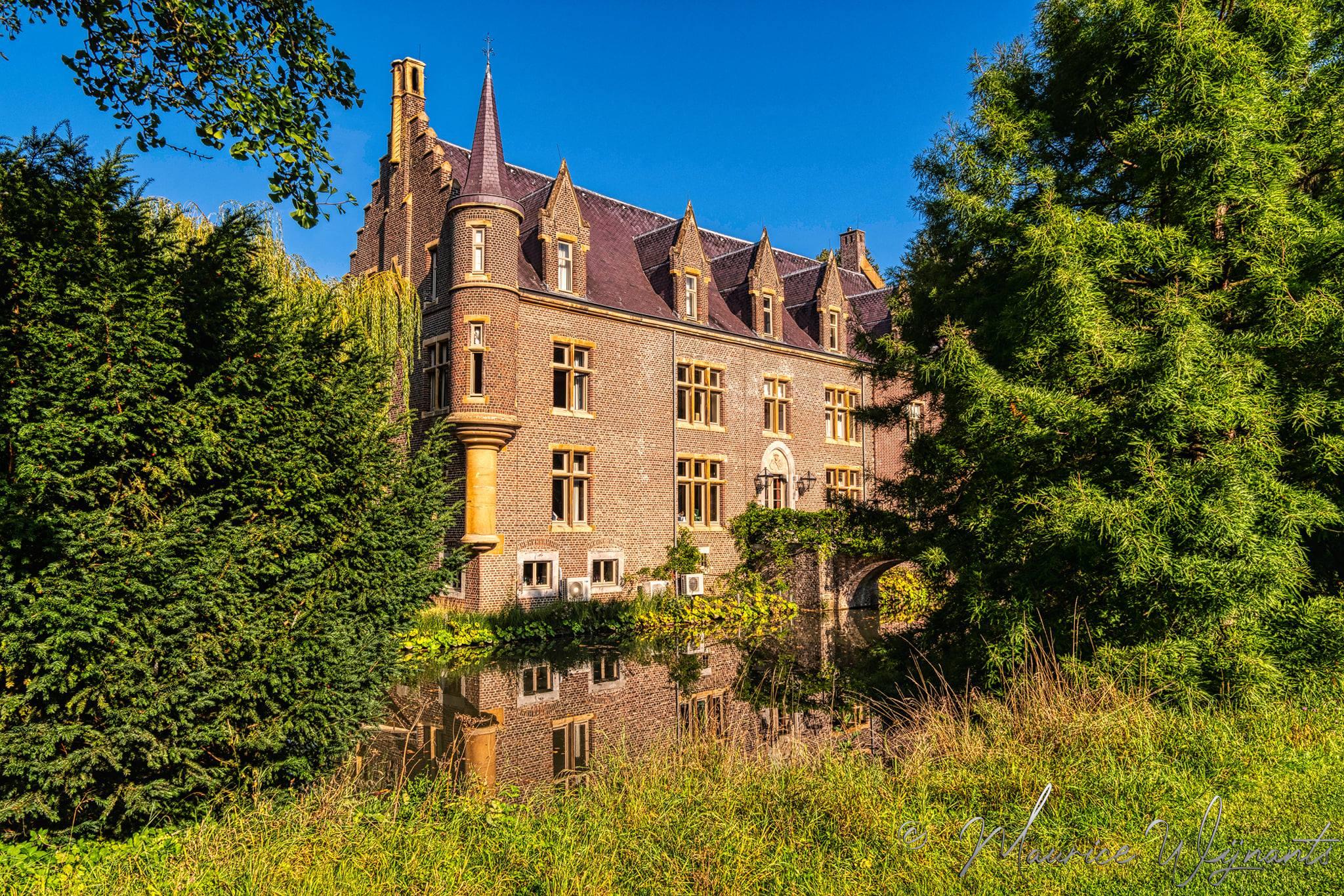 Castle TerWorm, Netherlands
