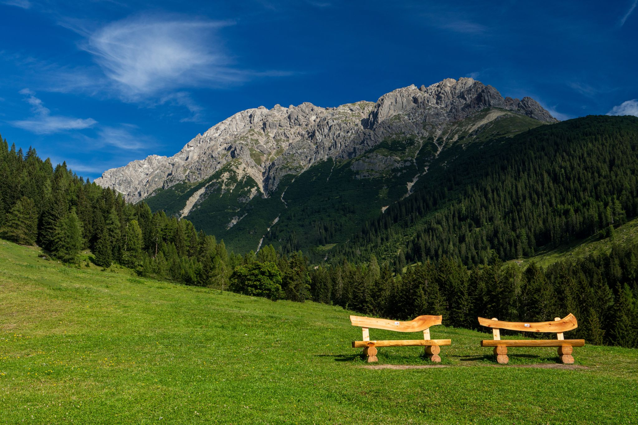 Hoch Imst - Mutterkopf, Austria