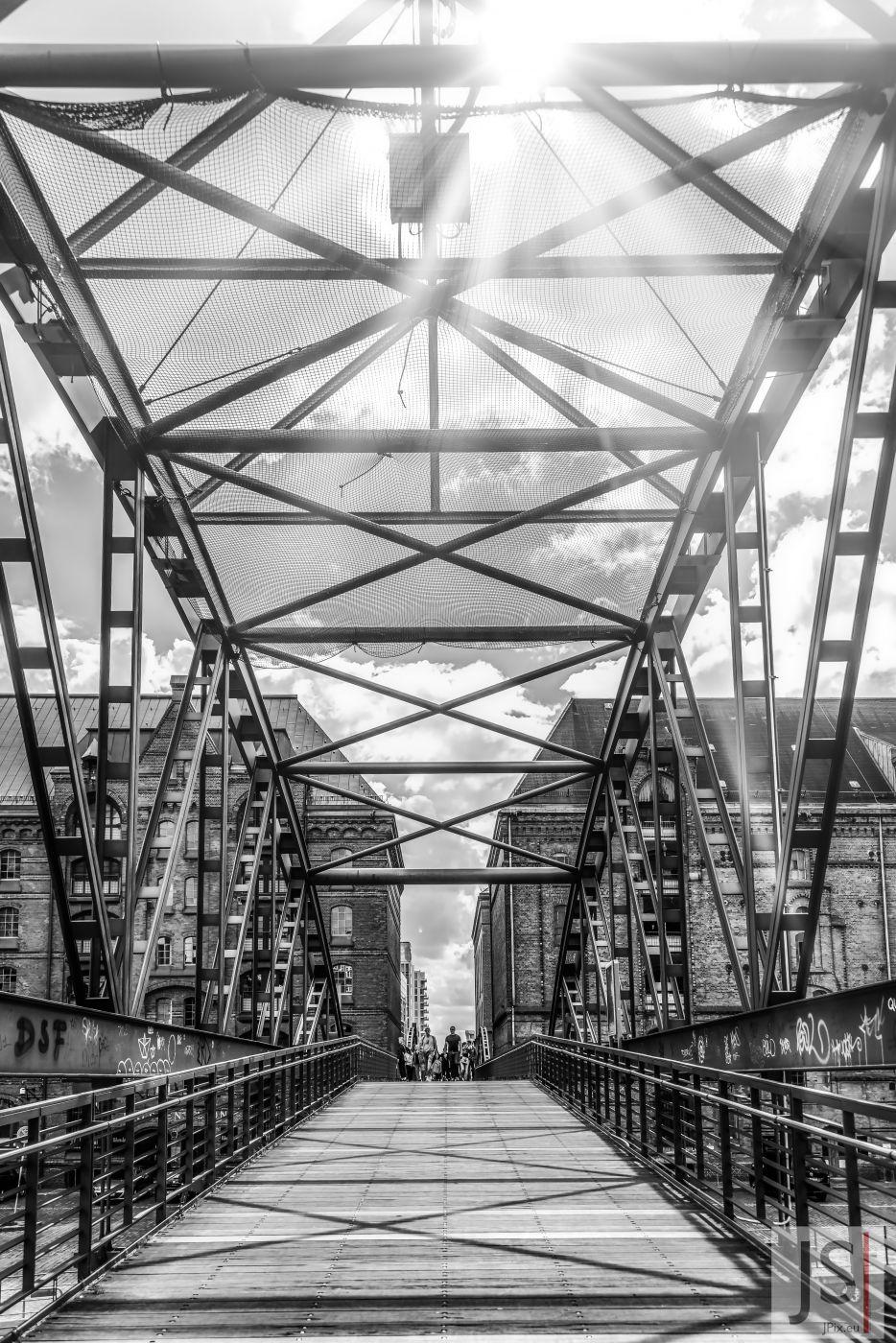 Kibbelstegbrücke, Germany