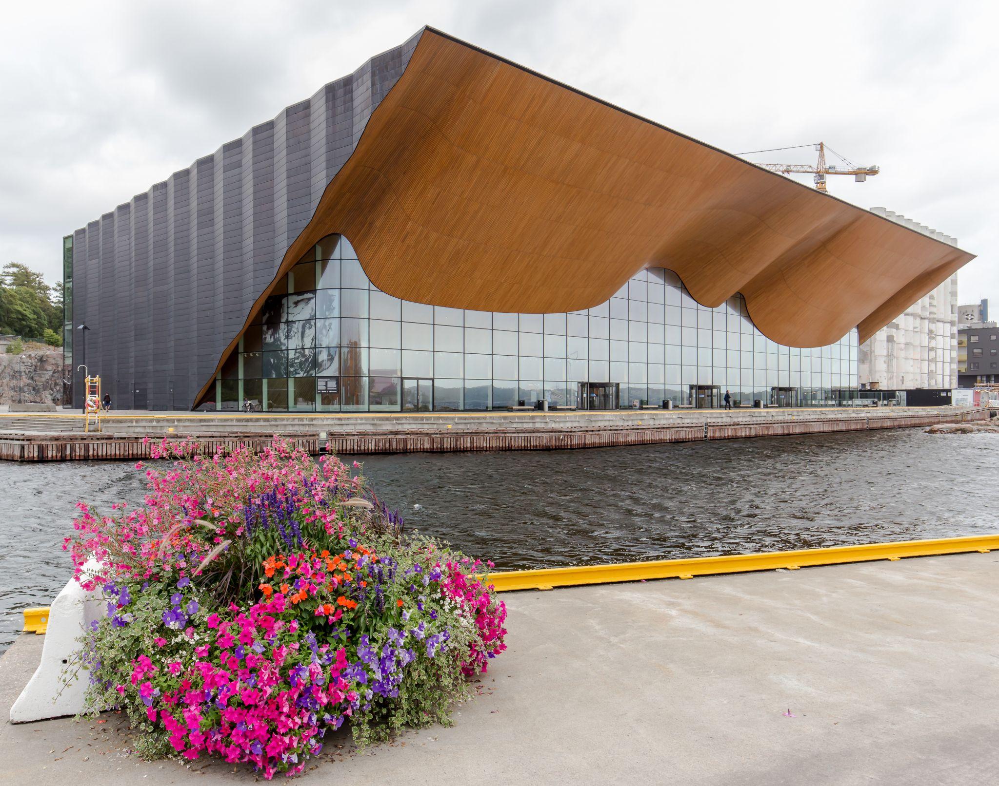 Kilden Performing Arts Centre, Norway