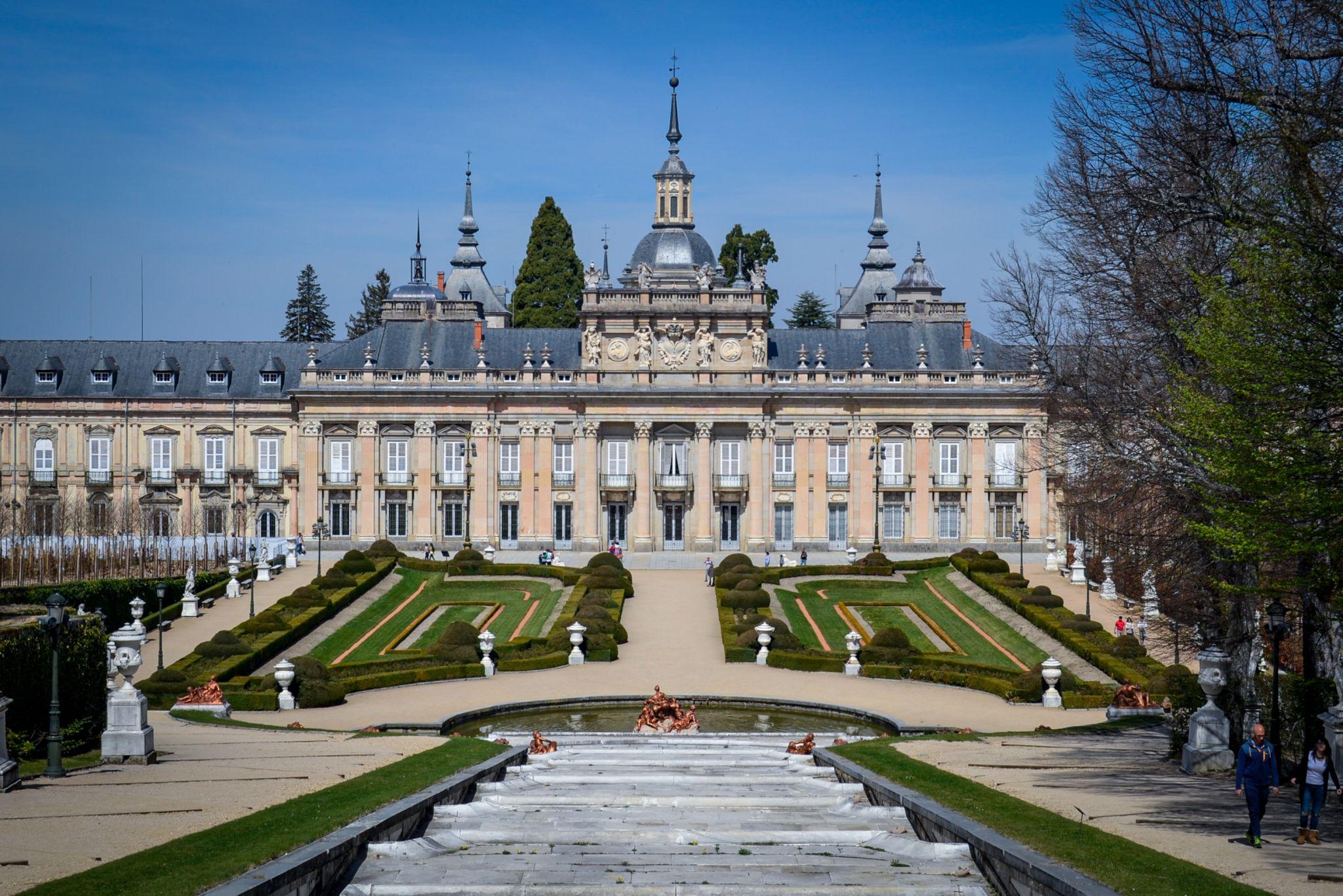 La Granja de San Ildefonso Royal Palace, Spain
