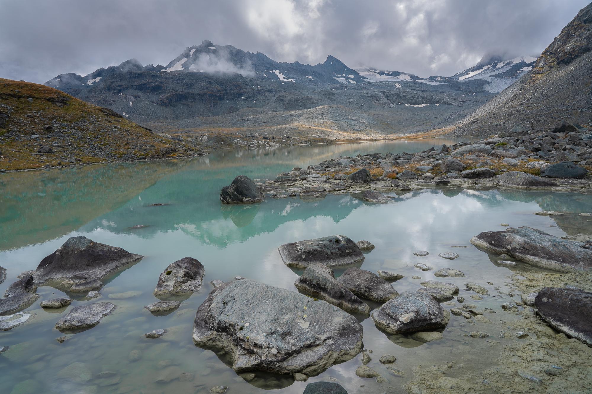 Lac du Grand Désert, Switzerland