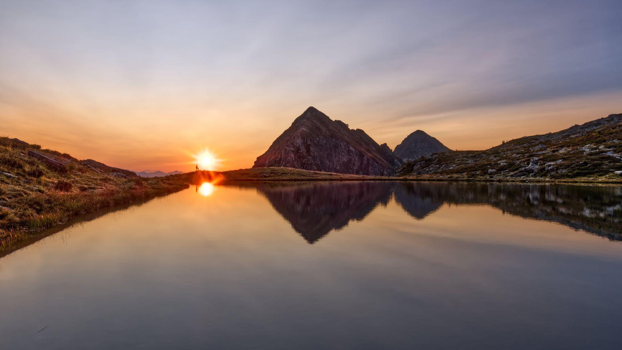 Lago Panelatte, Italy