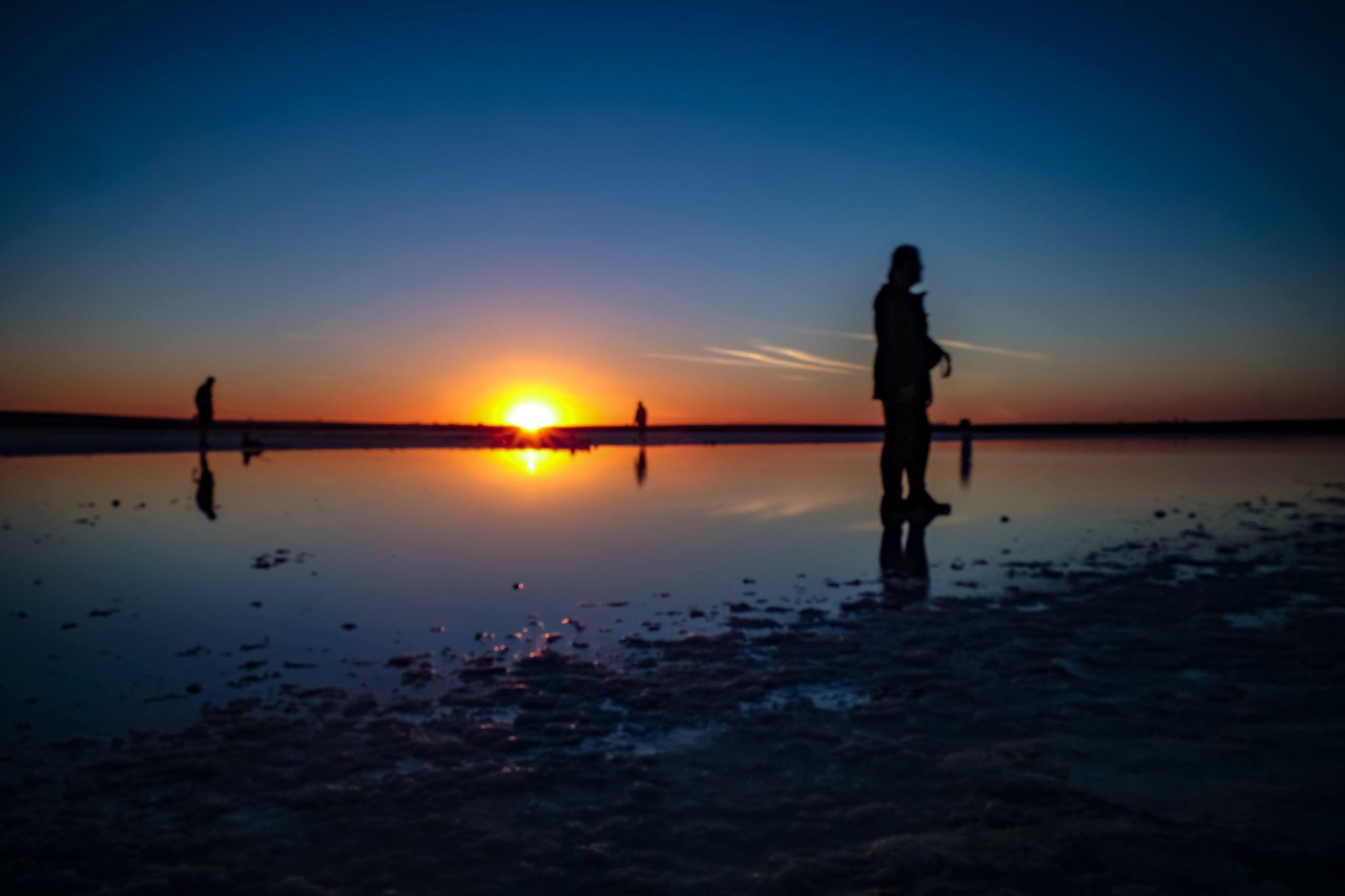 lake tyrrell, Australia