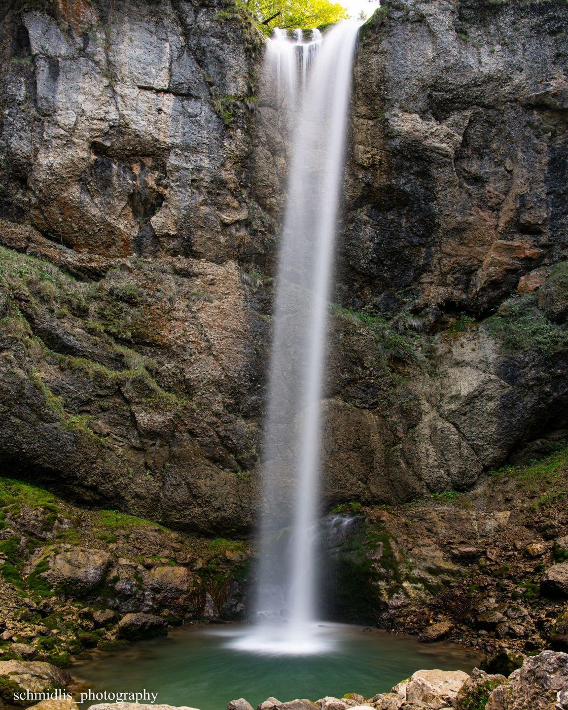 Leuenfall Wasserfall, Switzerland