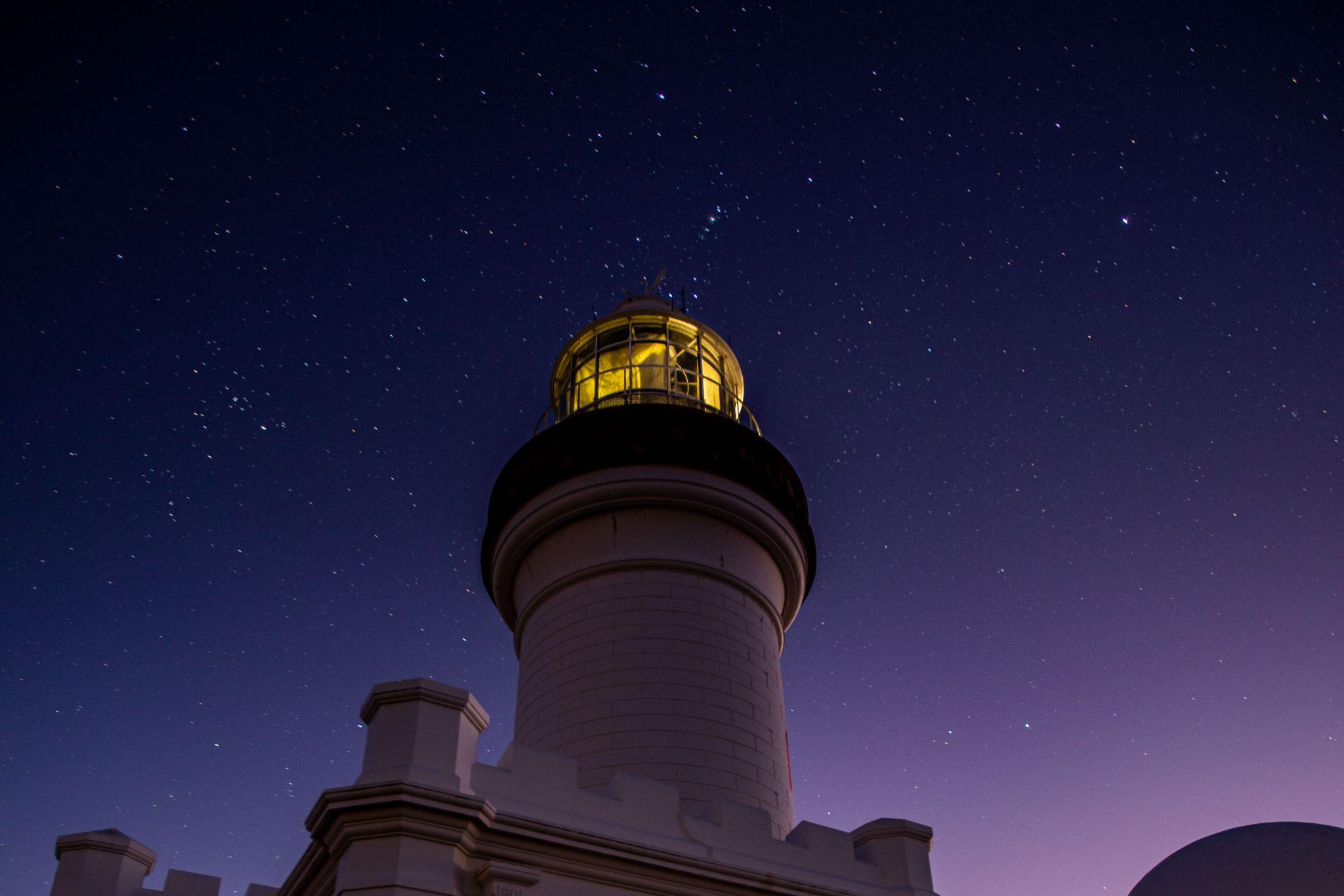 Lighthouse Cape Byron, Australia