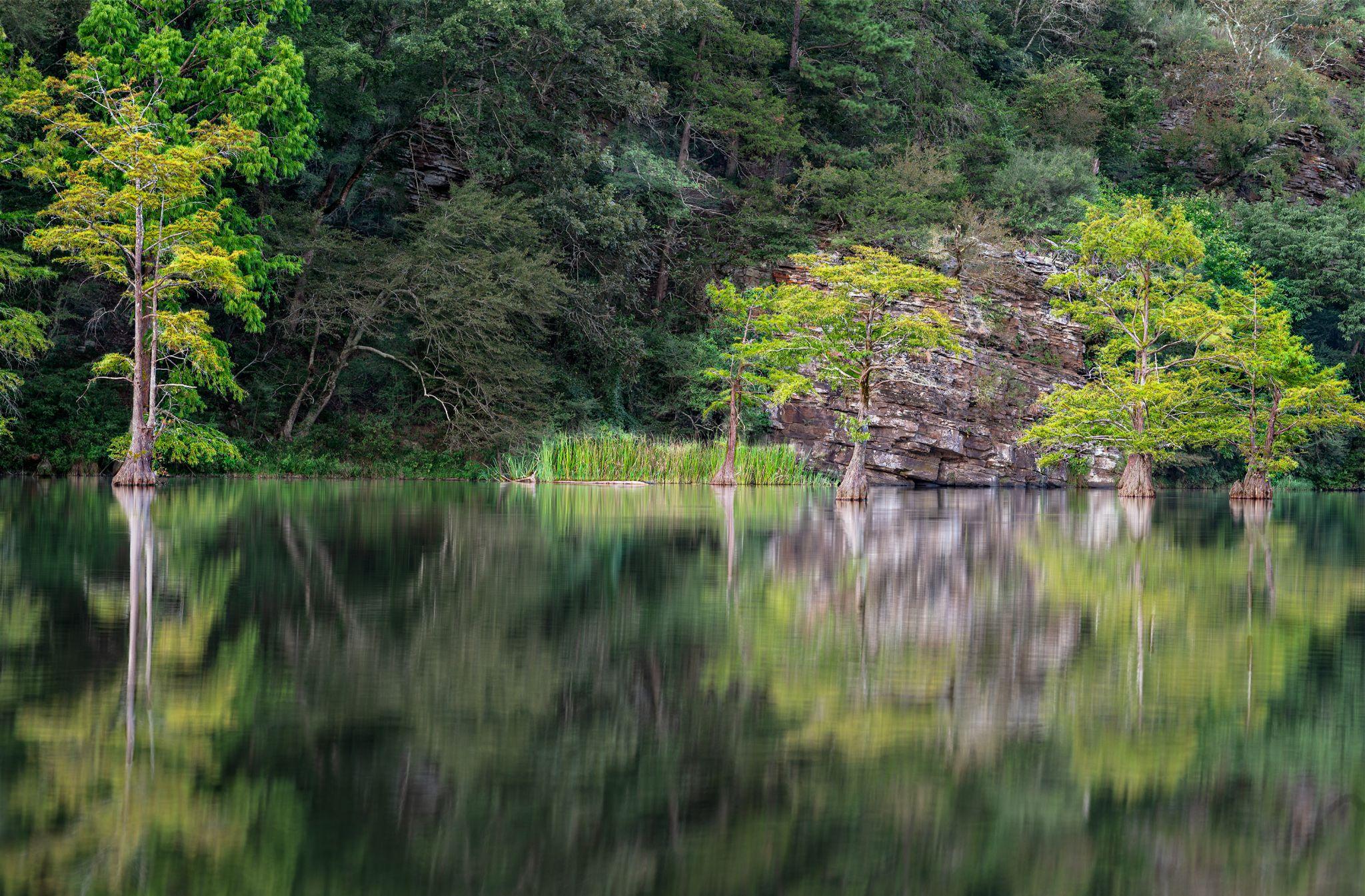 Mountain Fork River, USA