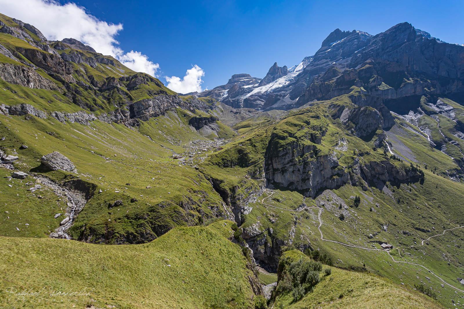 Oeschinensee Switzerland, Switzerland