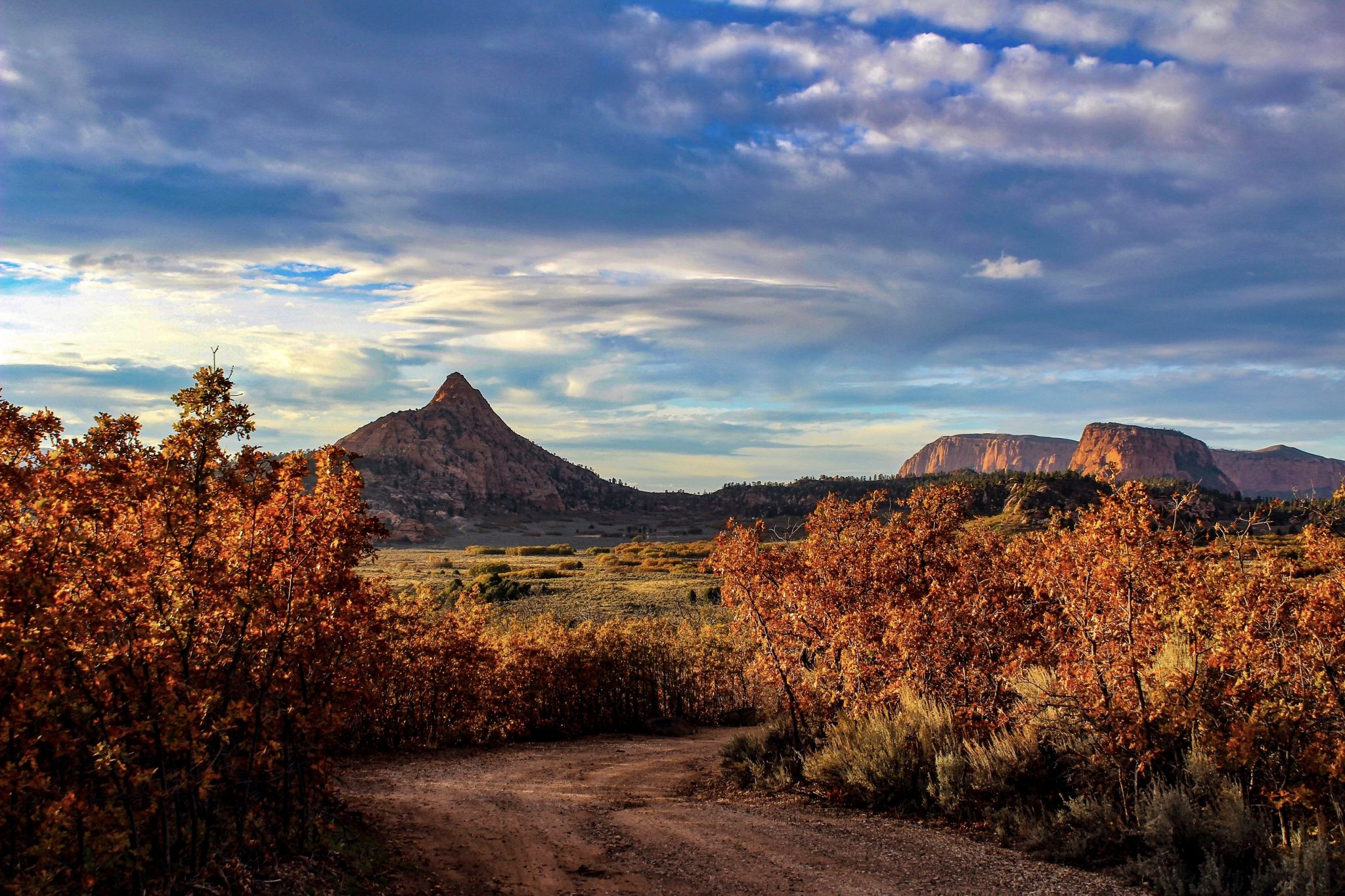 Red Butte, USA