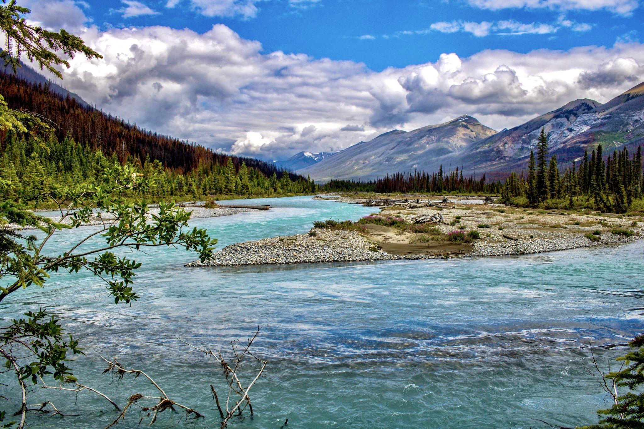 Simpson River Trailhead, Canada