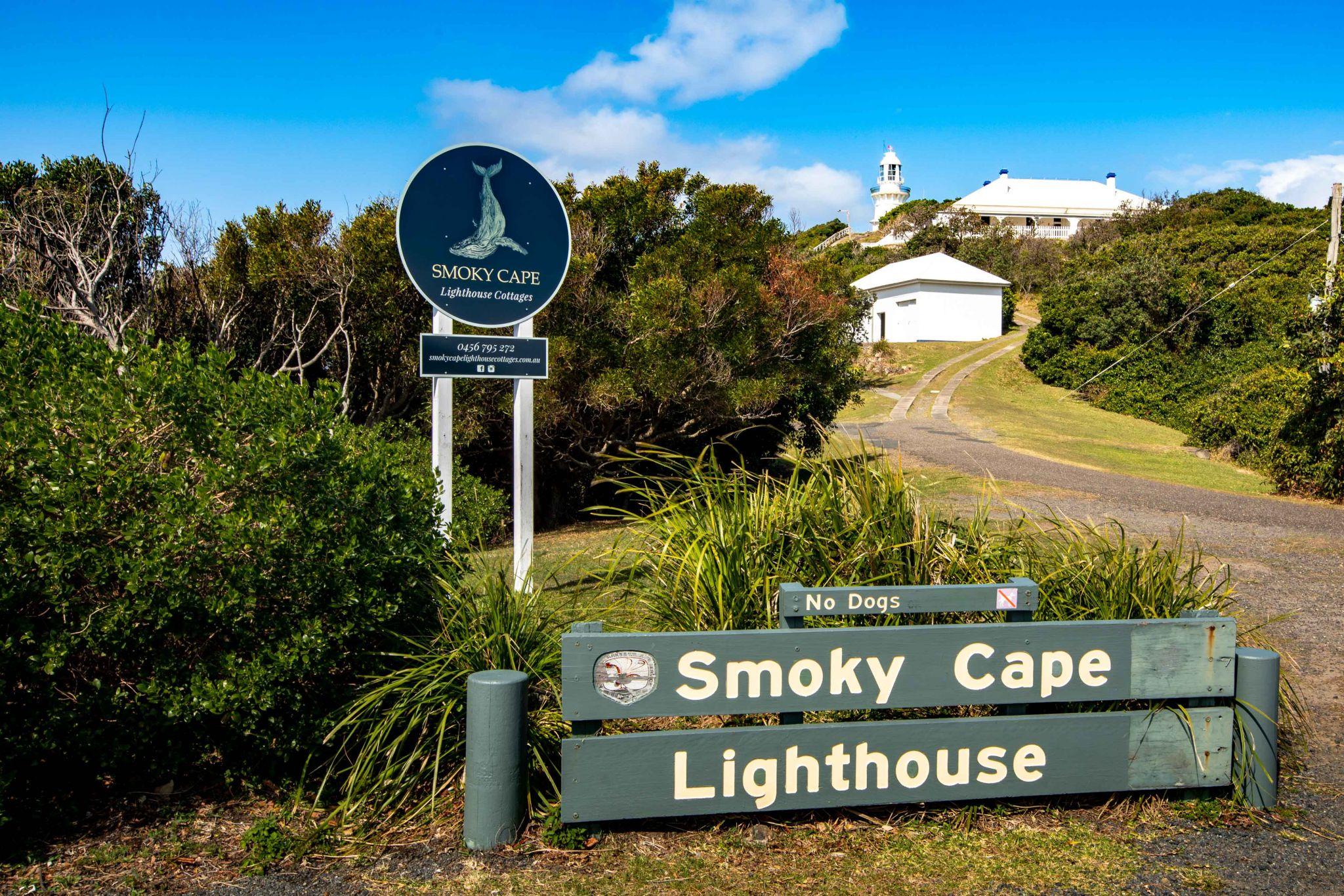 Smokey Cape Lighthouse South West Rocks NSW, Australia