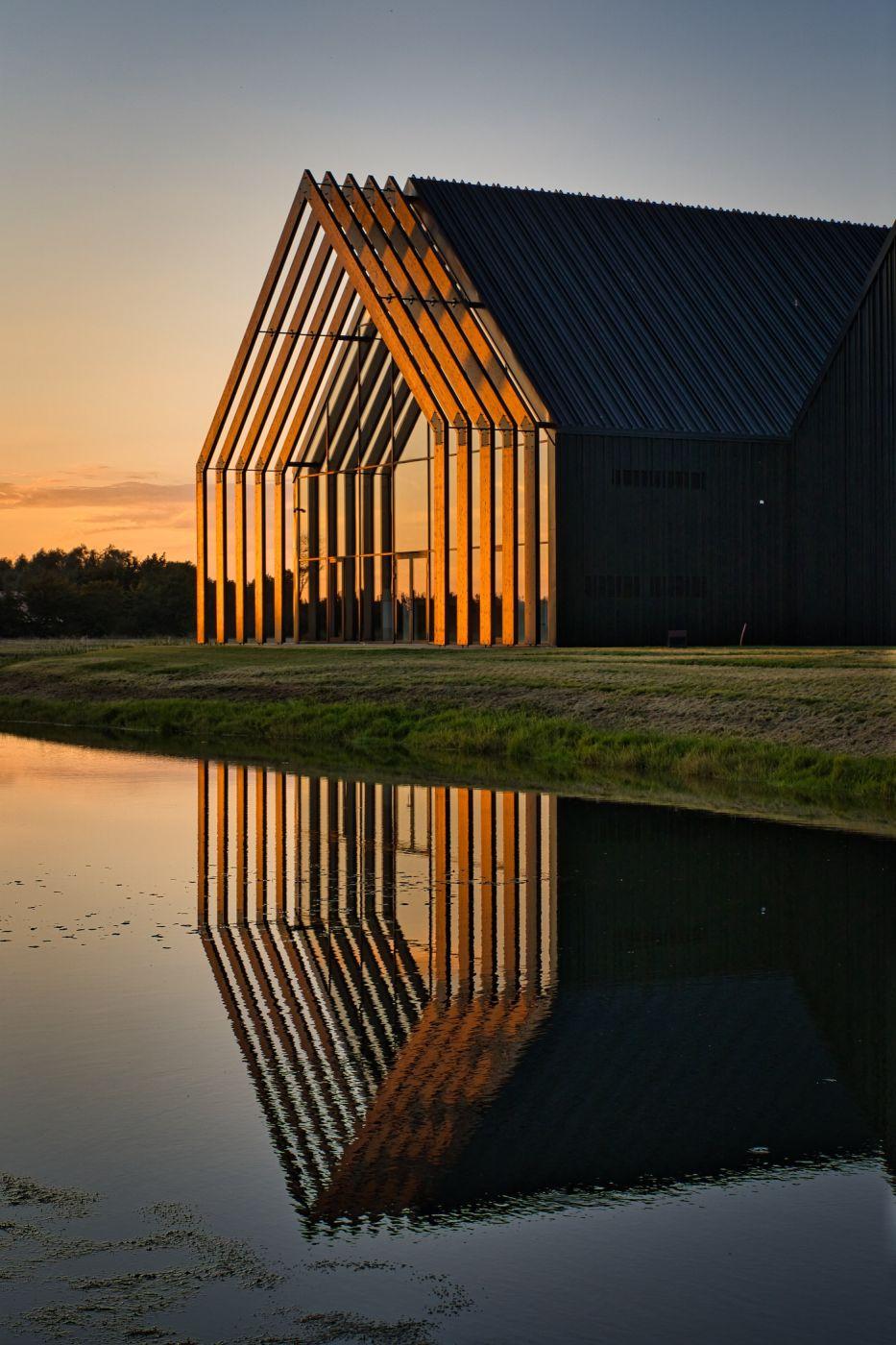 Stauning Whisky Distillery, Denmark