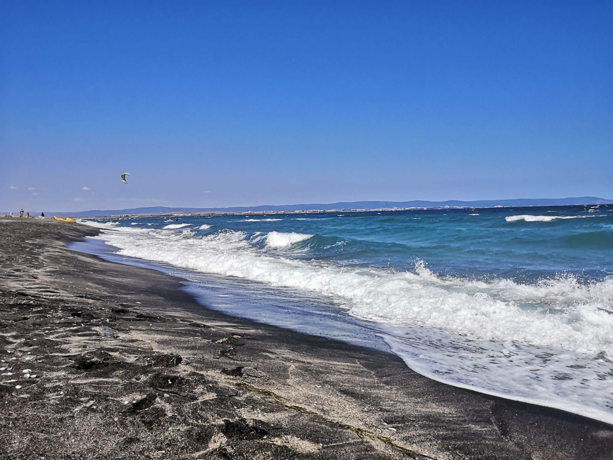 The Dark Sands Beach, Bulgaria