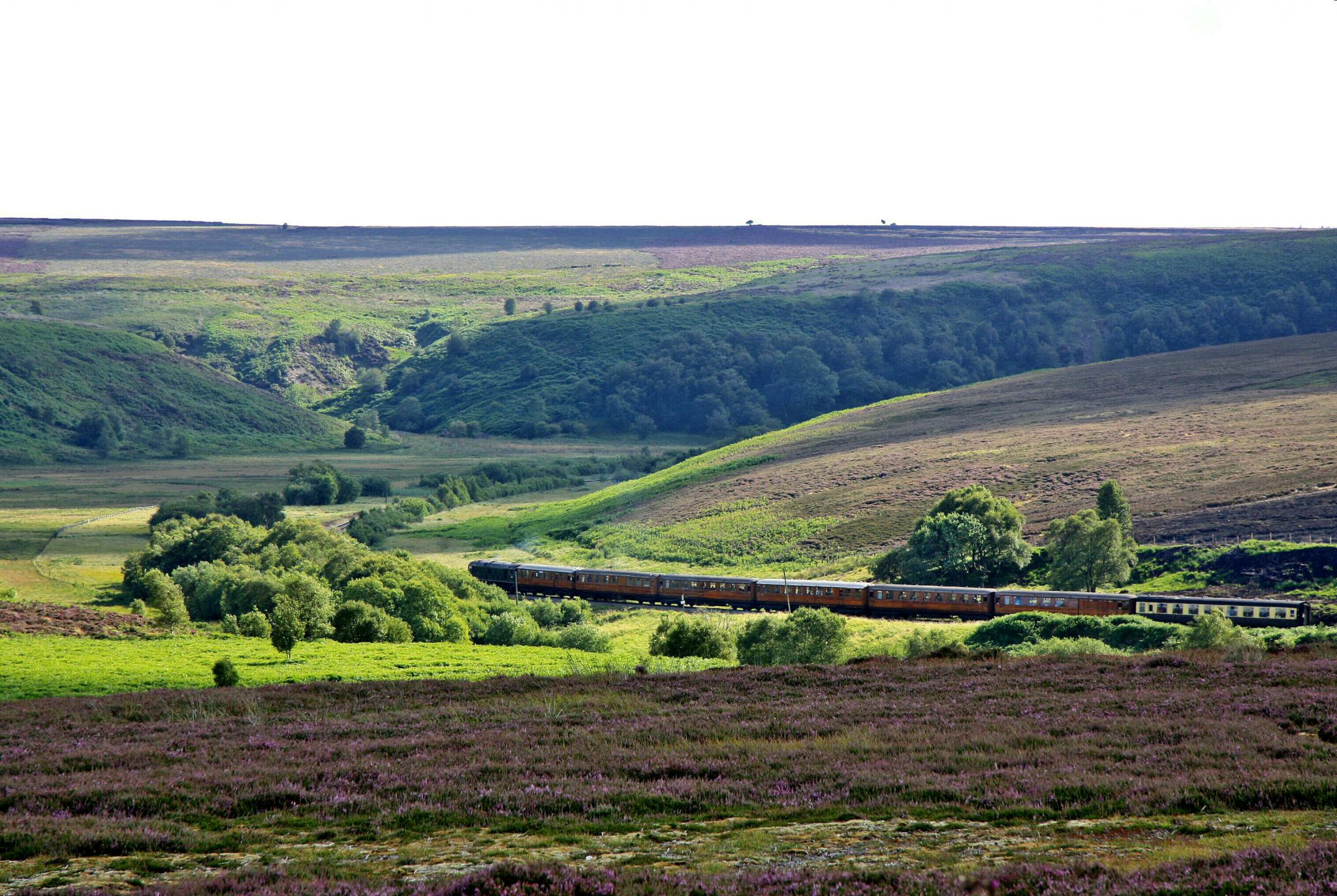 Yorkshire Moors, United Kingdom