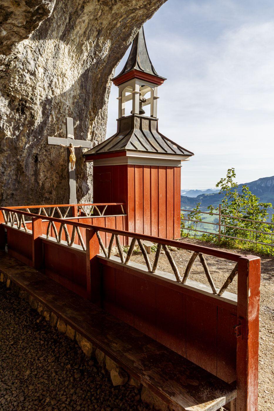Aescher Wildkirchli (Kapelle St. Michael), Switzerland