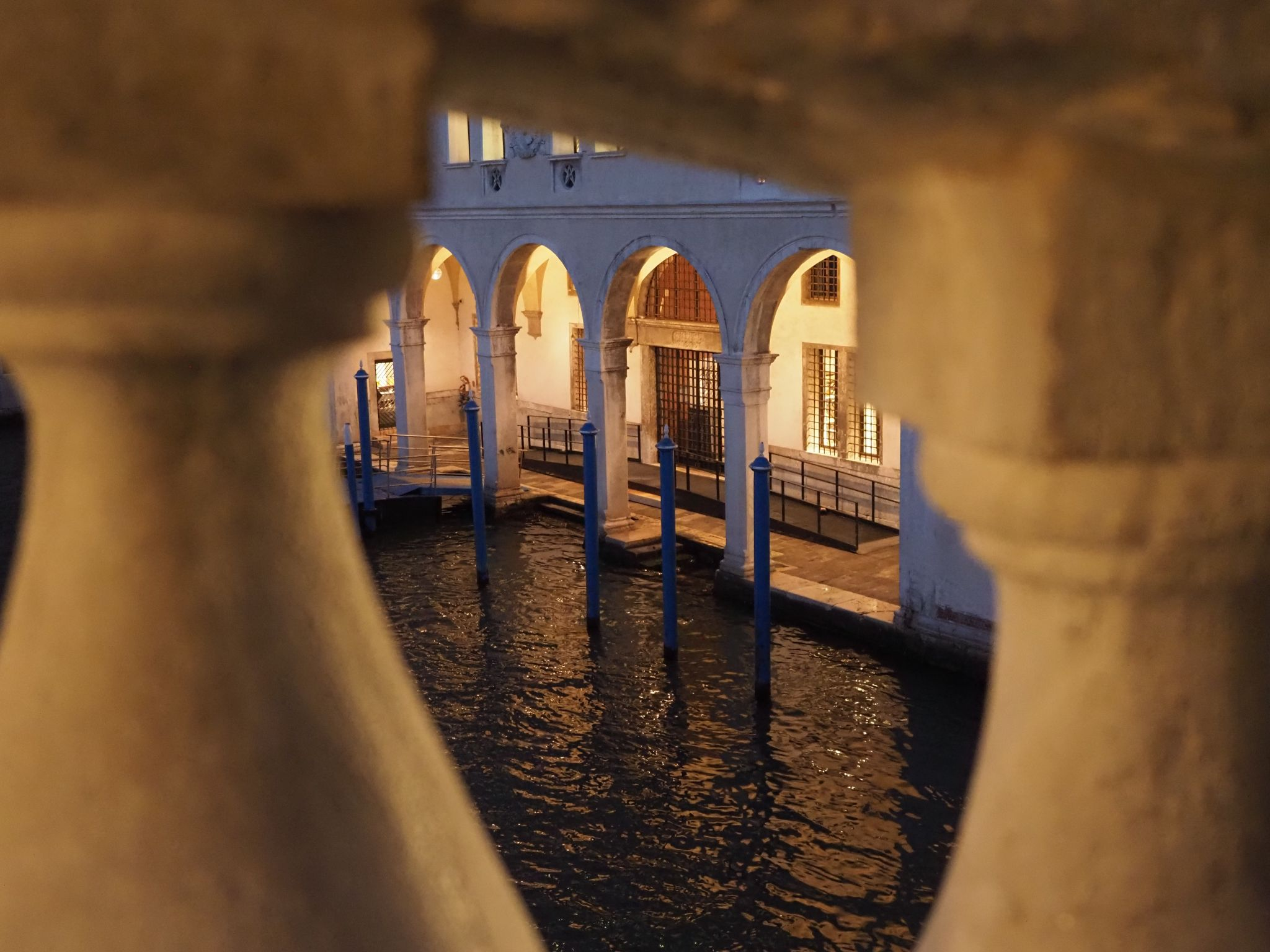 Another view from Rialto bridge, Italy