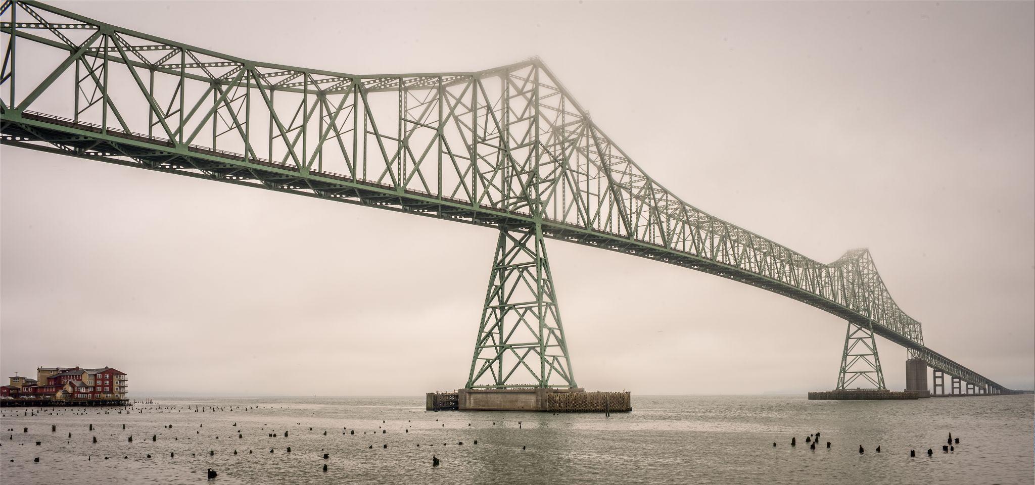 Astoria-Megler Bridge, USA