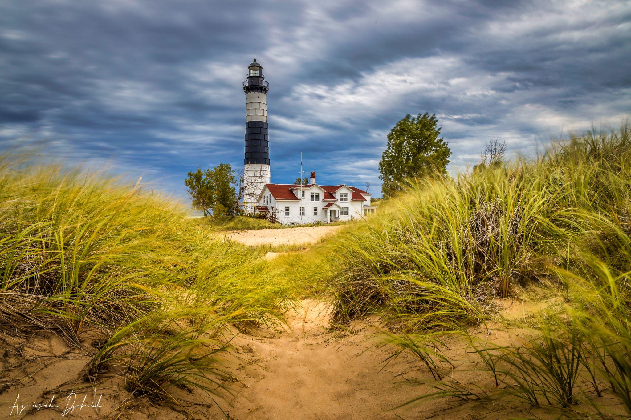 Big Sable Point Lighthouse, Michigan, USA