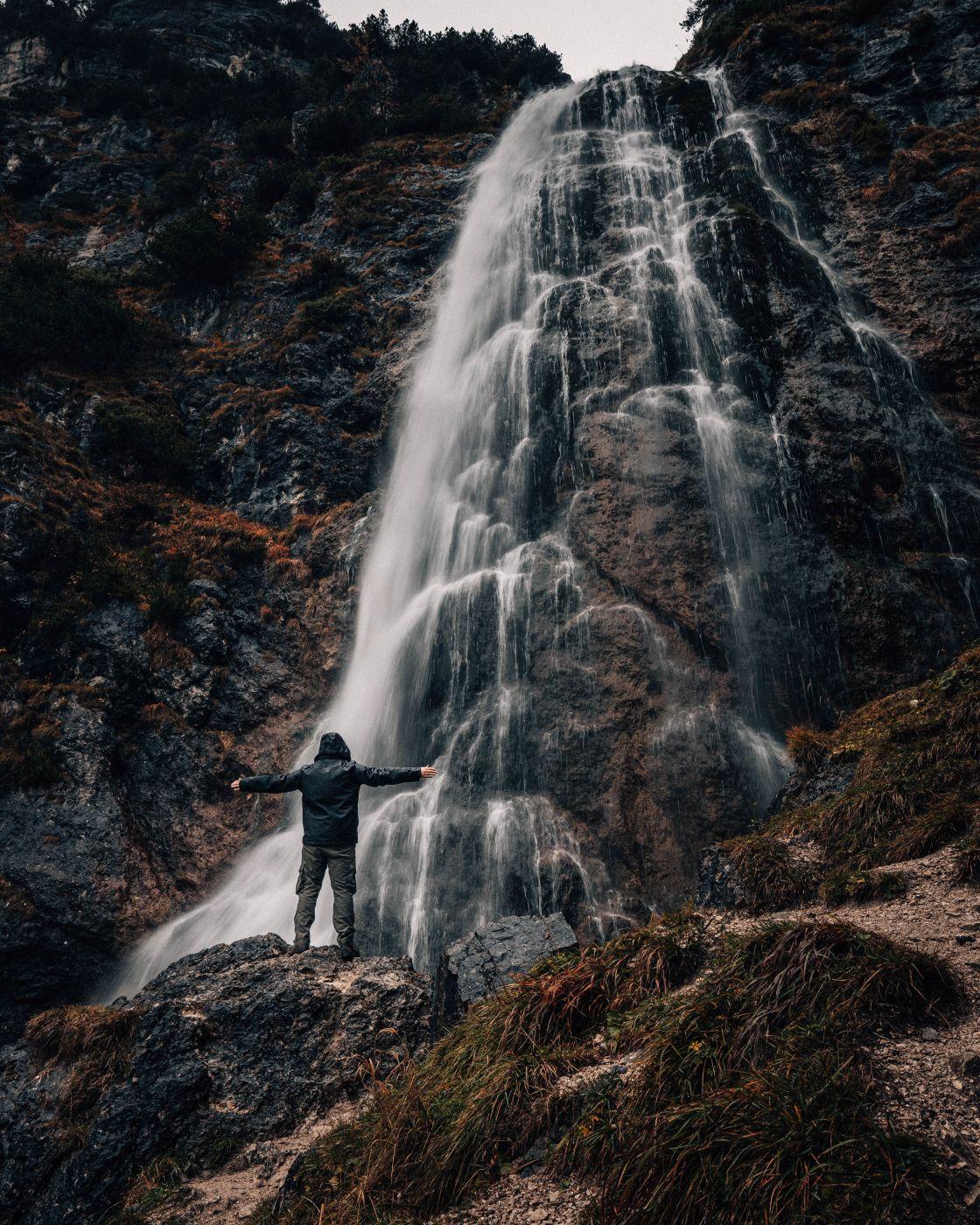 Dalfazer Wasserfall, Austria
