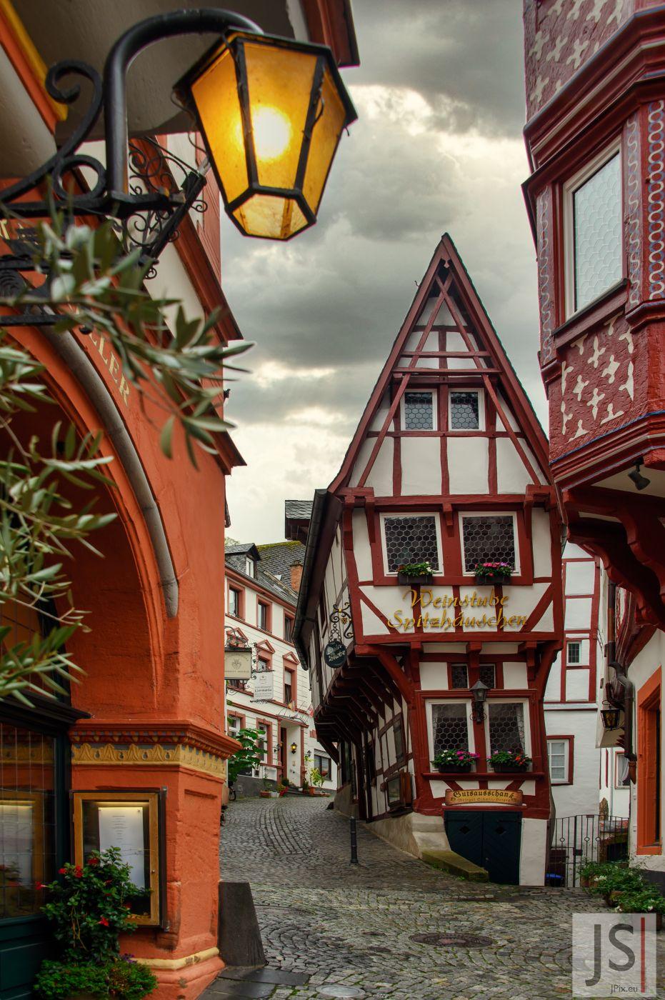 Das Spitzhäuschen, Bernkastel-Kues, Germany