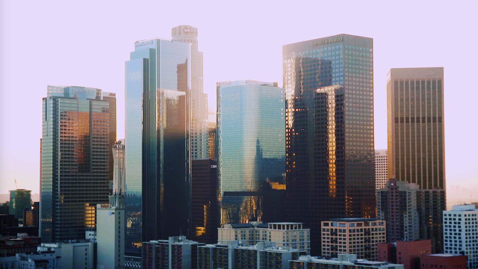 Downtown LA, USA