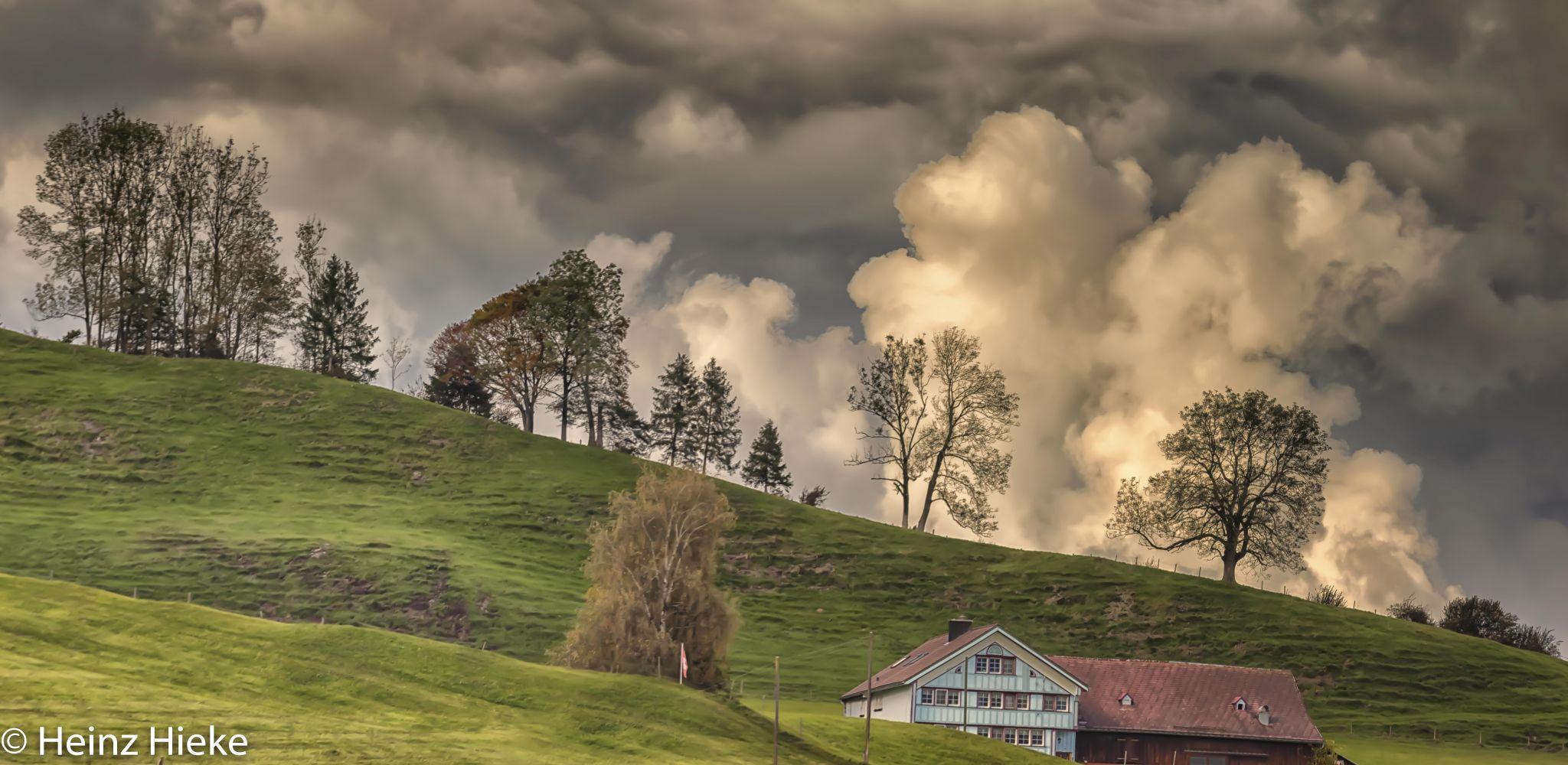 Enggenhüttenstrasse, Switzerland
