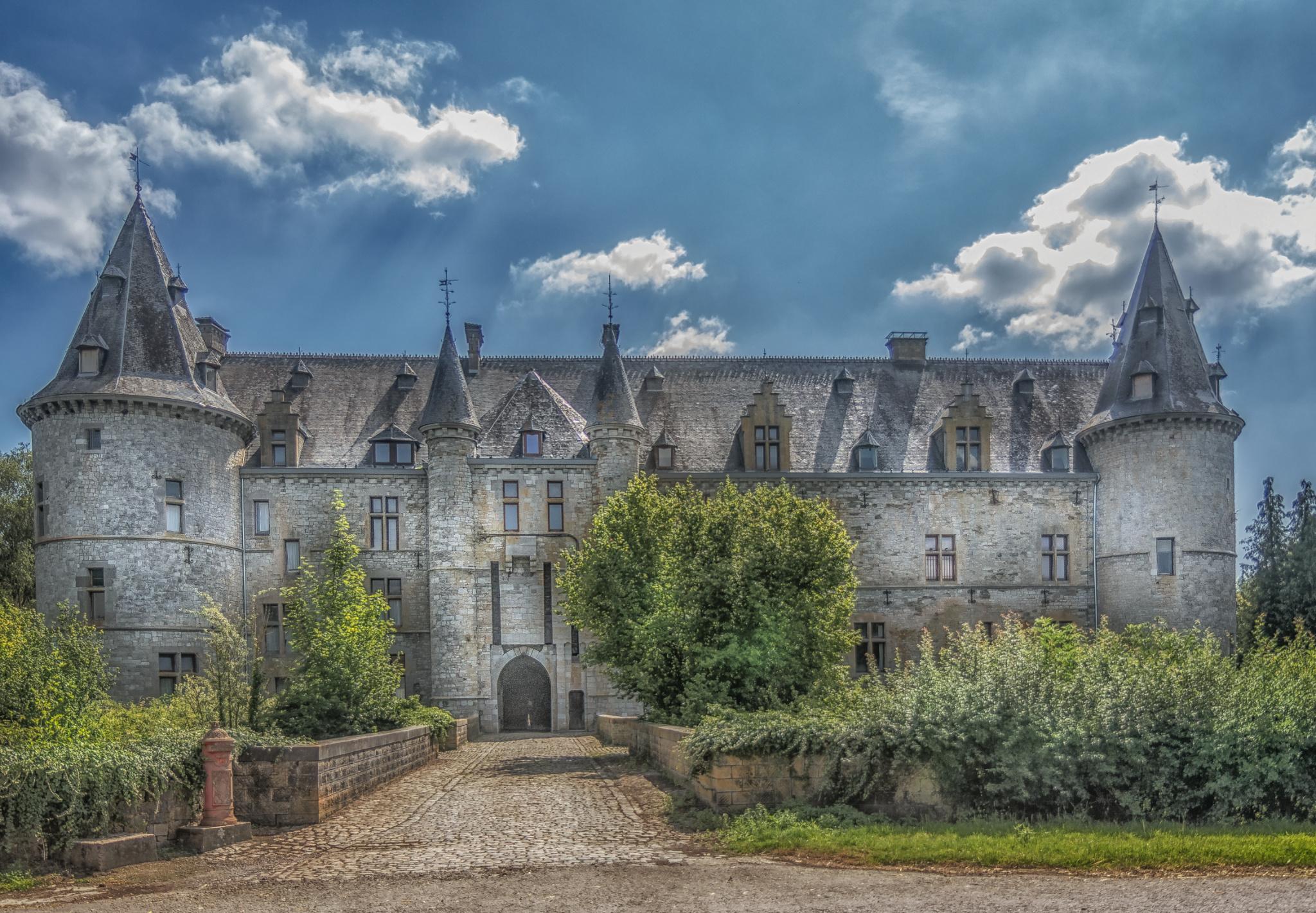 Fallais Castle, Belgium