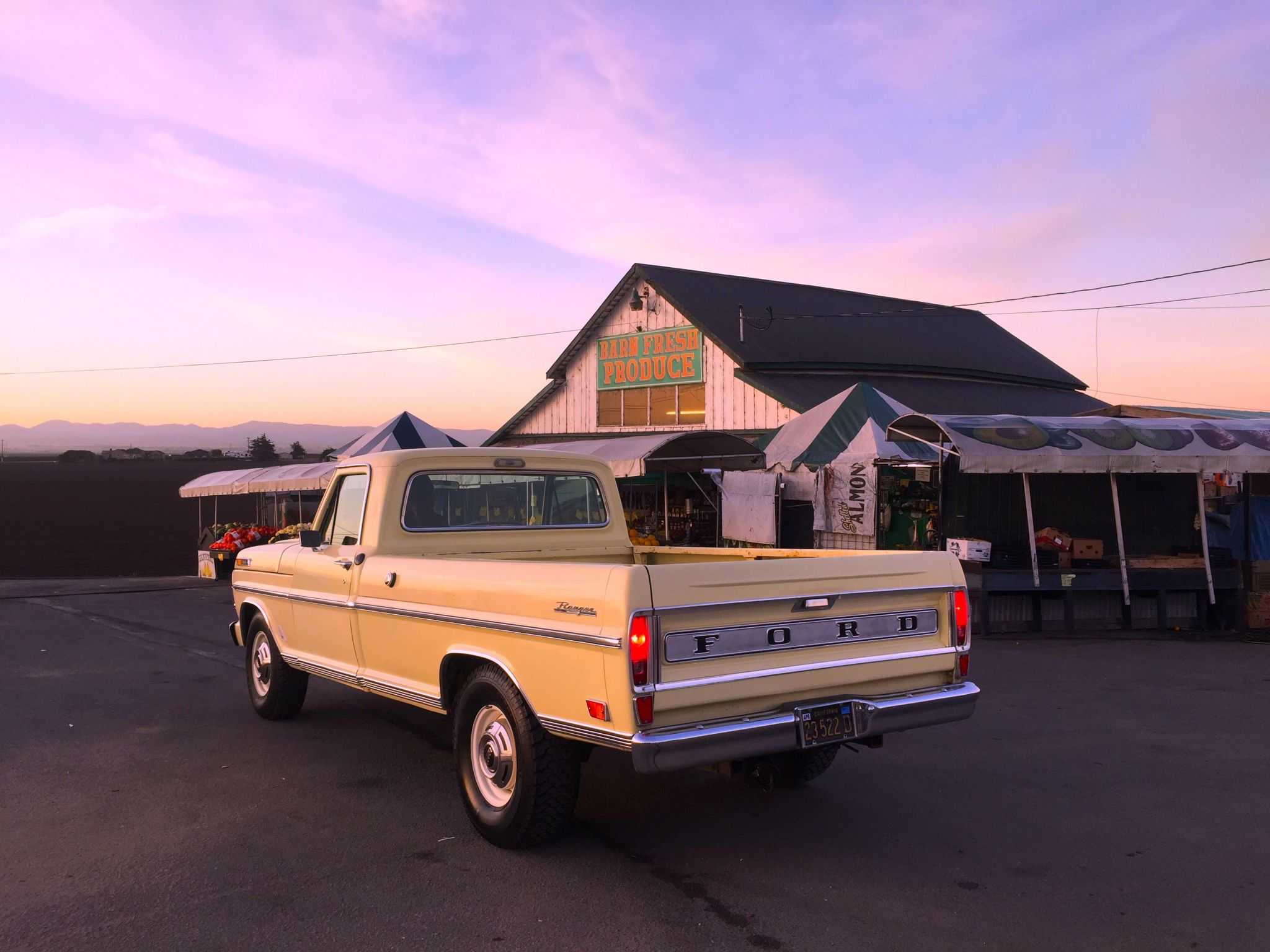 Farm Stand, USA